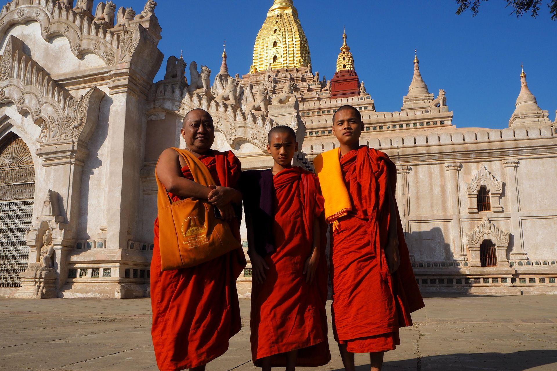Путешествие в загадочную Бирму