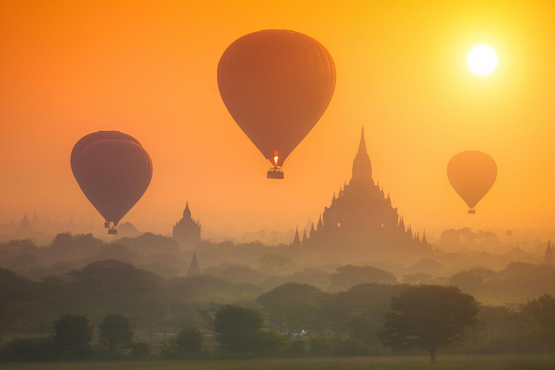 Мьянма – очарование прошлого