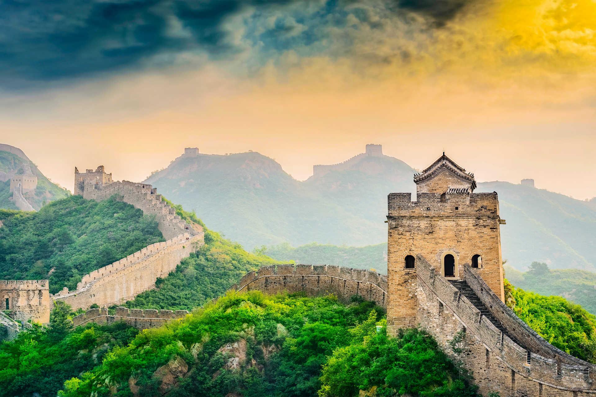 Китай – легенды Поднебесной