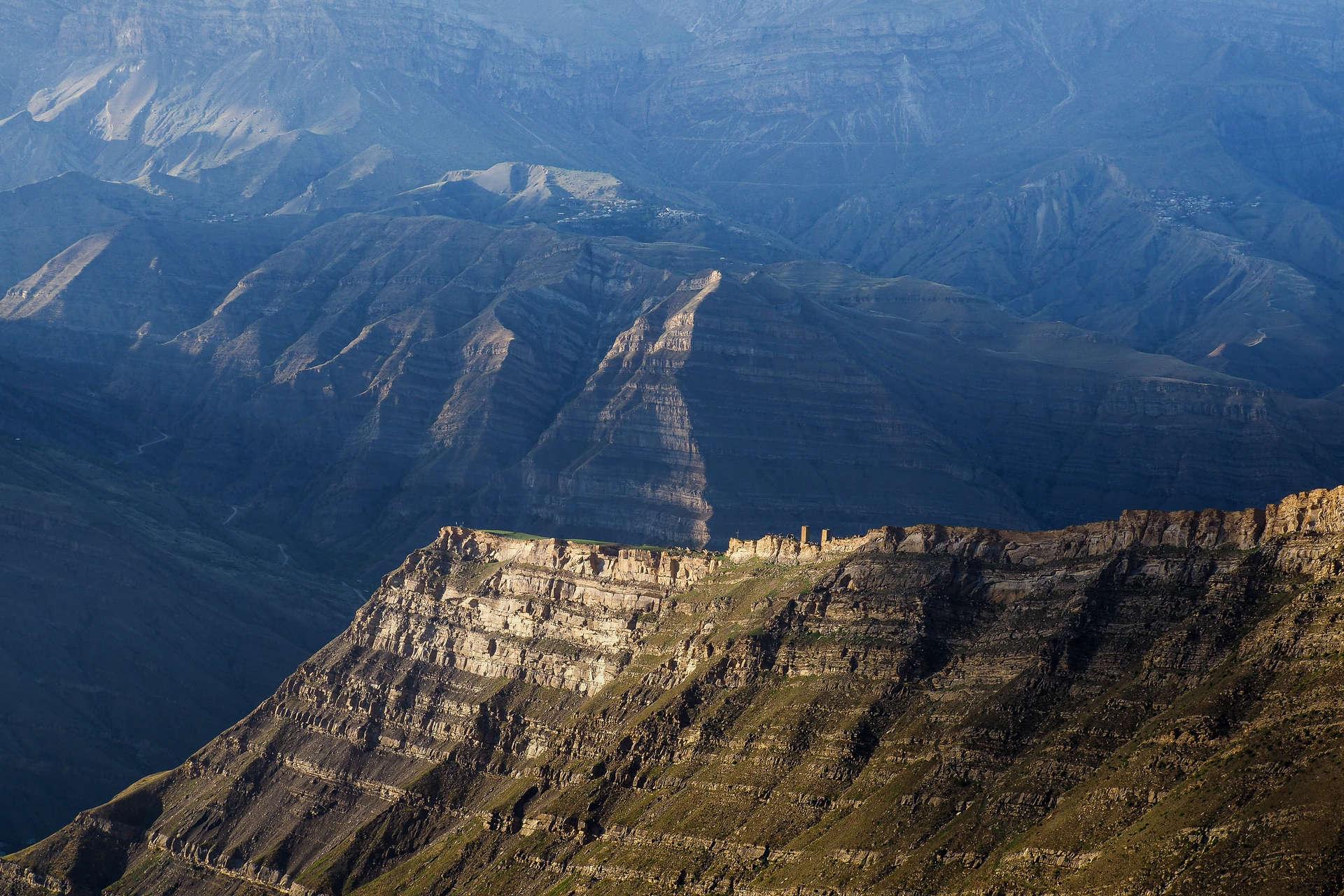 Дагестан – страна гор