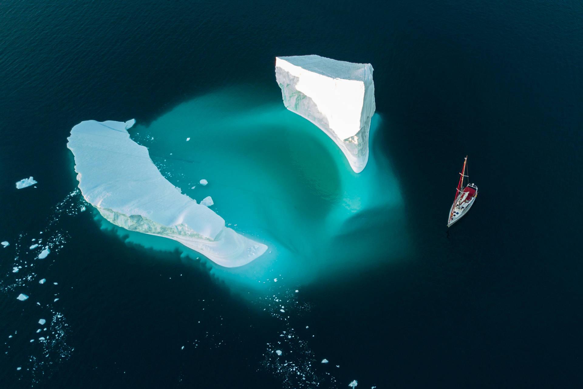 Гренландия на яхте