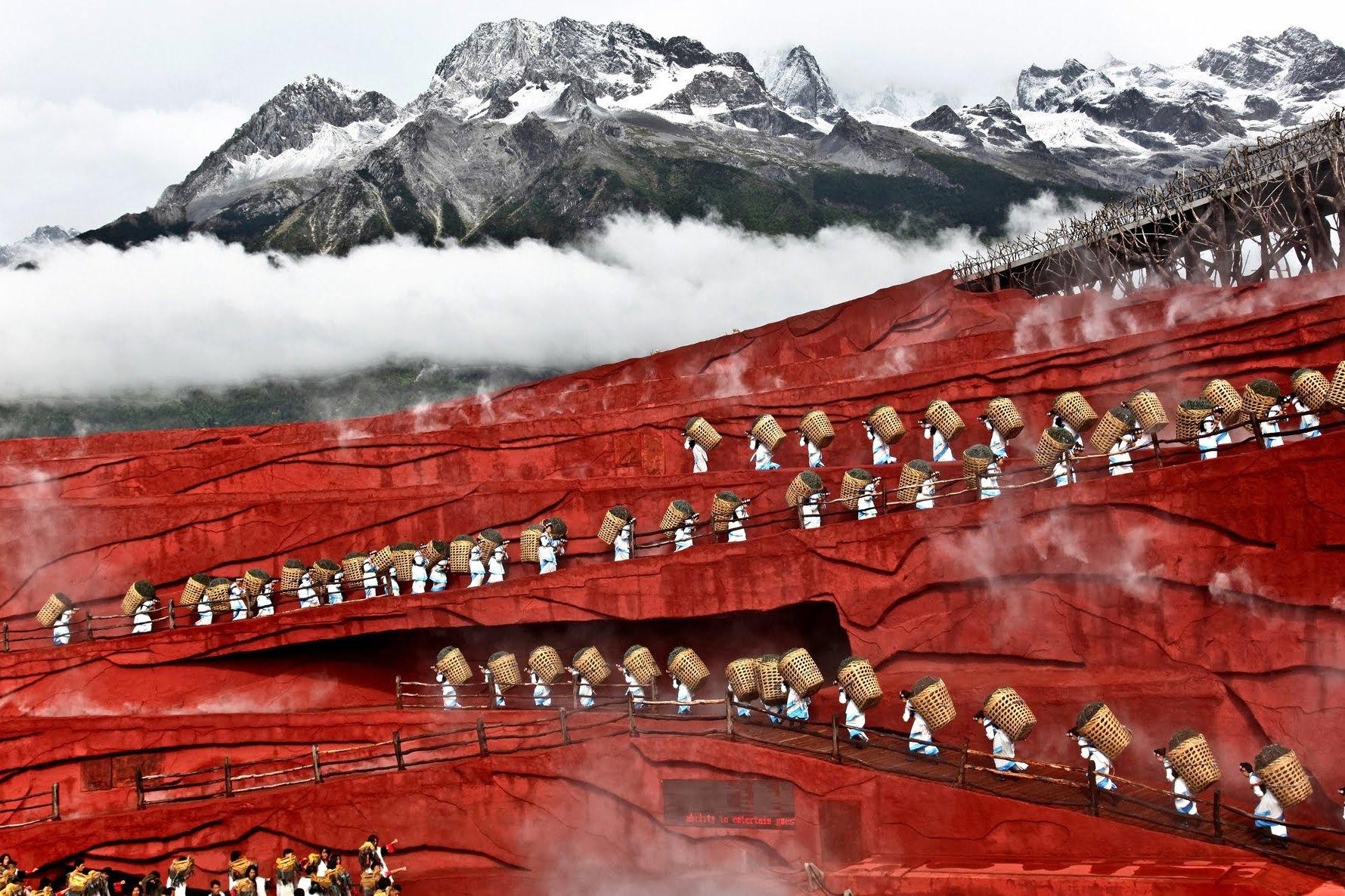 Облачный Юг – Юньнань и Лаос