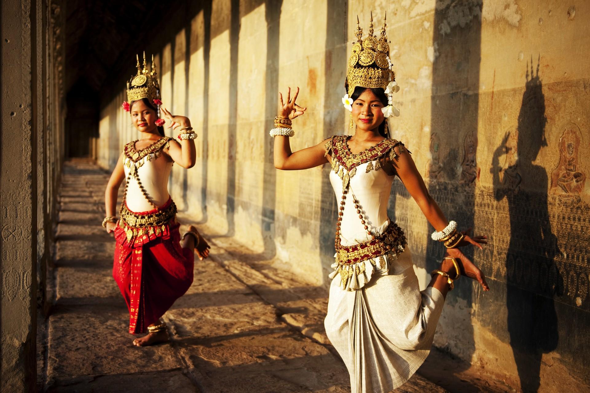 Камбоджа и Лаос: дорогами кхмерских королей