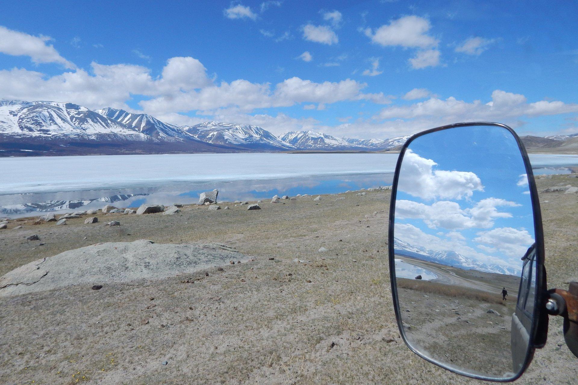 Монголия – внедорожное приключение