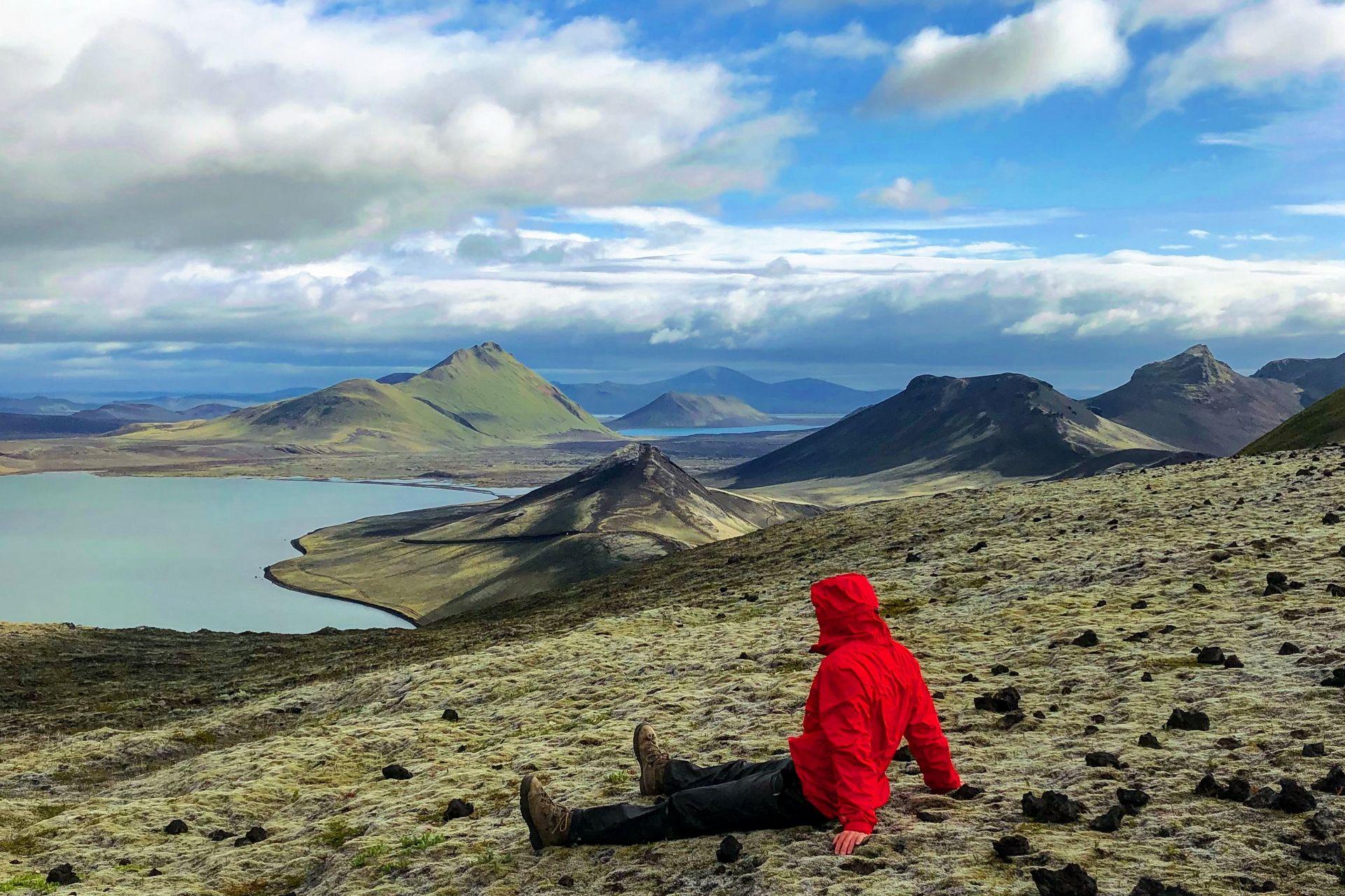 Исландия – высадка на Марс