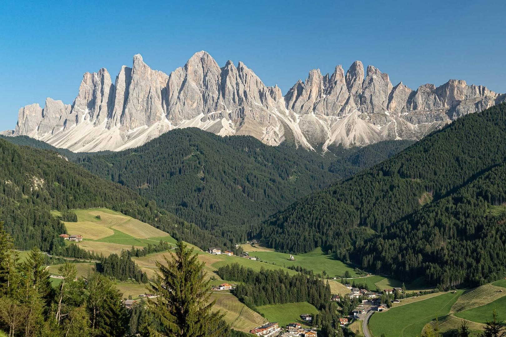 Доломиты: альпийская сказка с комфортом