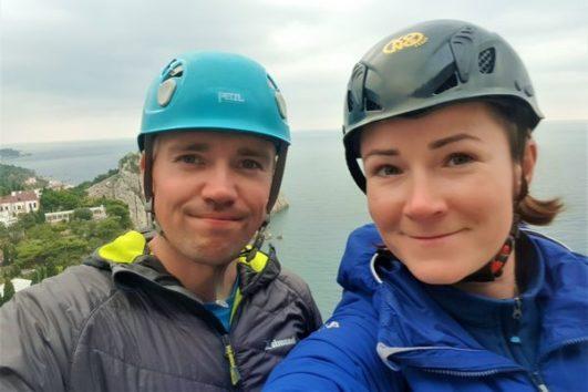 Дмитрий Дубровин и Татьяна Долгова