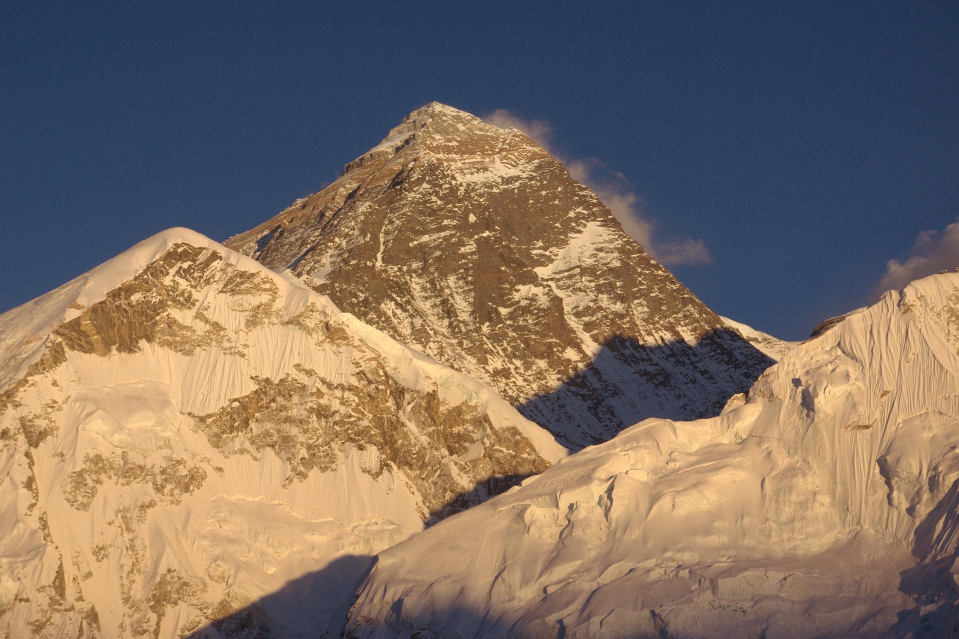 Непал: треккинг к базовому лагерю Эвереста