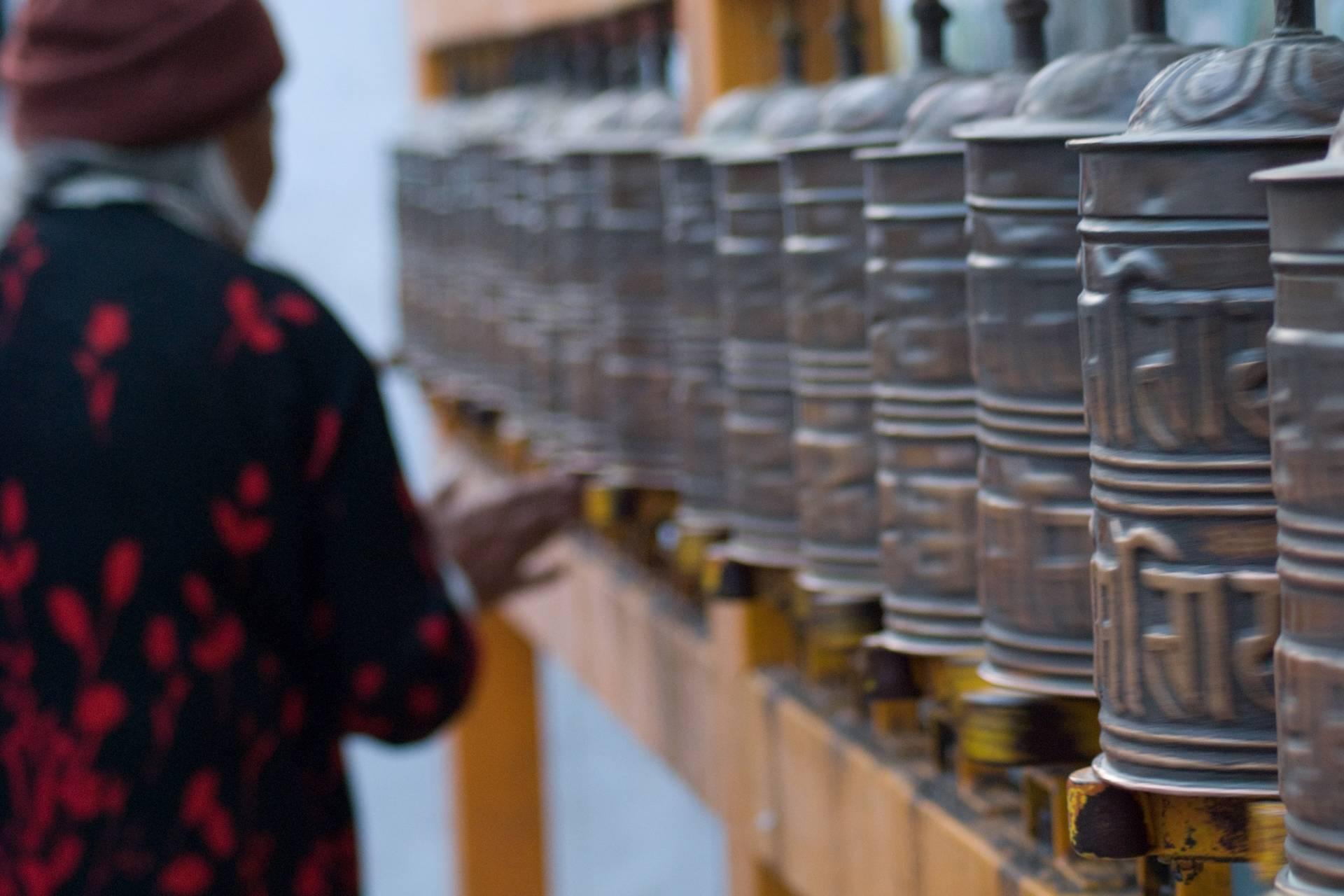 Буддийское путешествие в Непал
