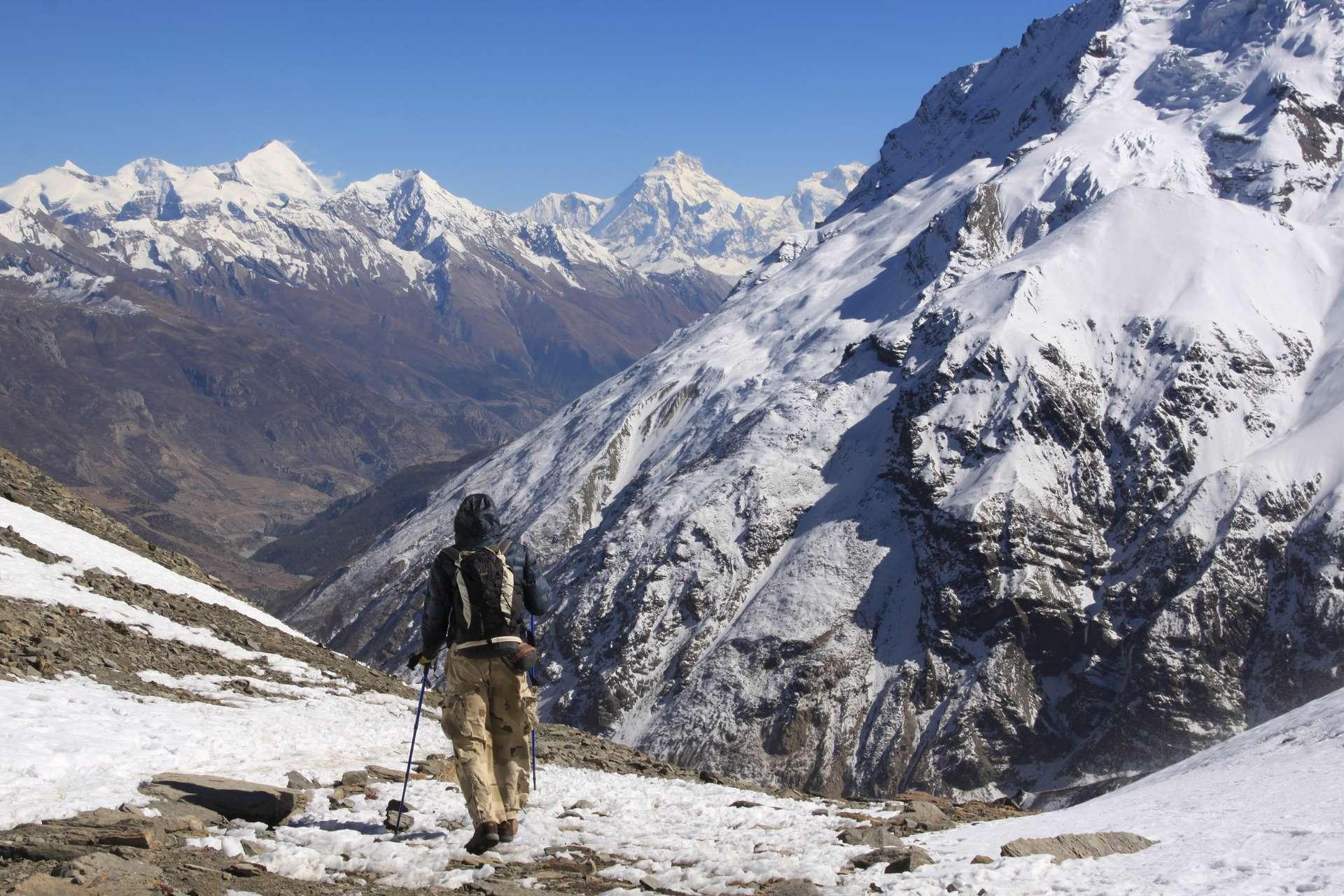 Непал: трек вокруг Аннапурны в самый несезон!