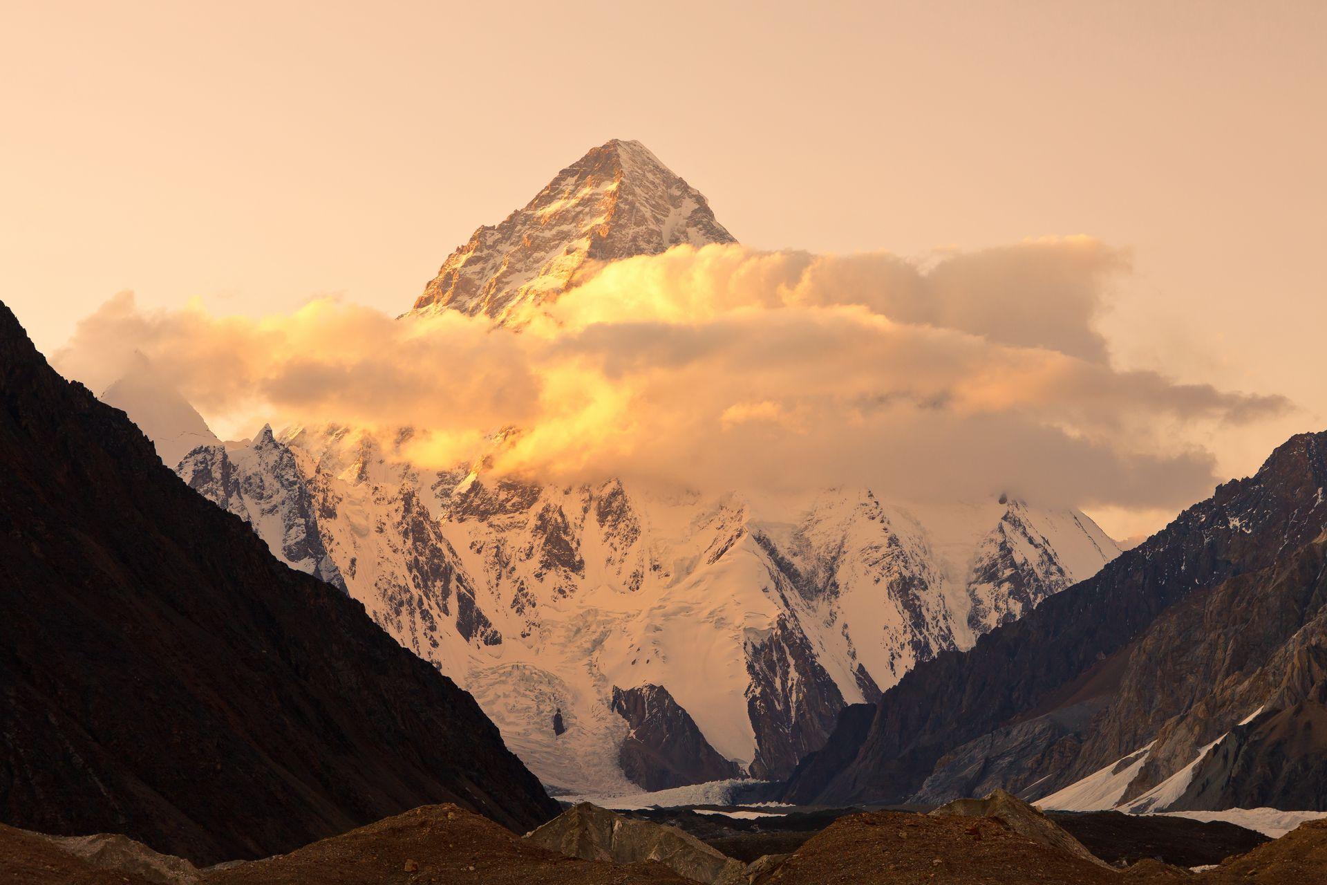 Пакистан: Каракорум и базовый лагерь K2
