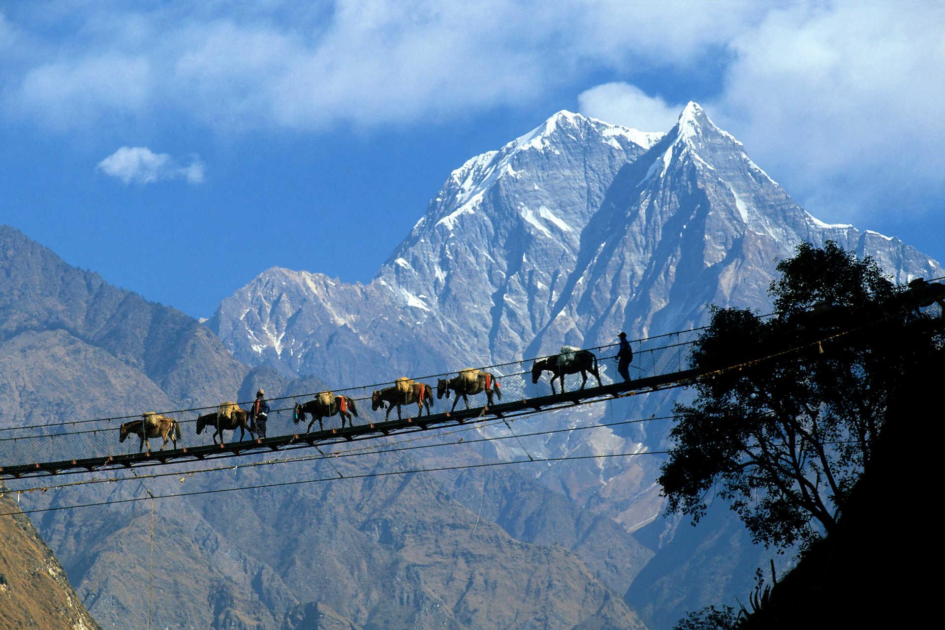 Непал – первое знакомство
