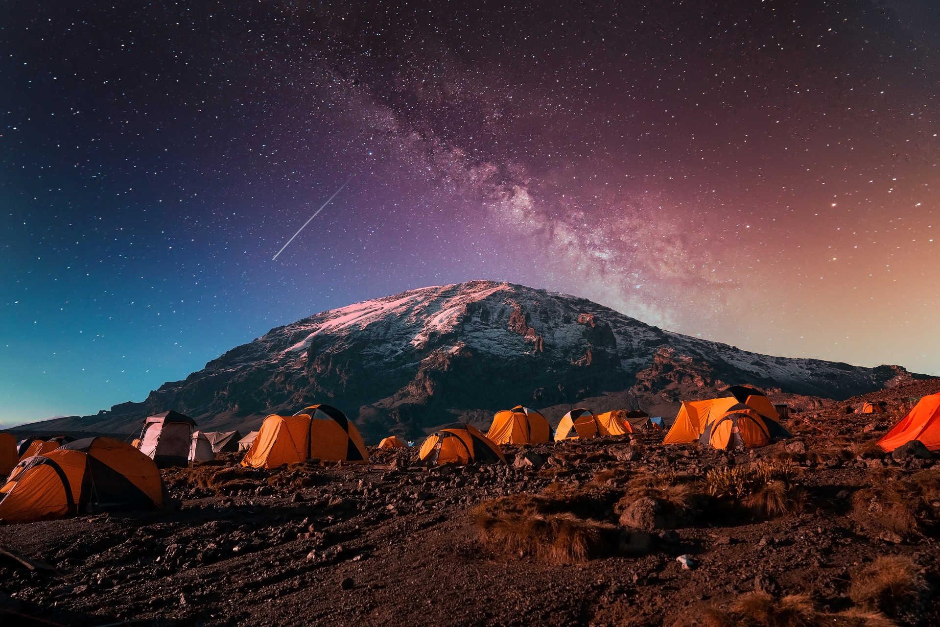 Новый Год на Крыше Африки: Килиманджаро и нацпарки Танзании