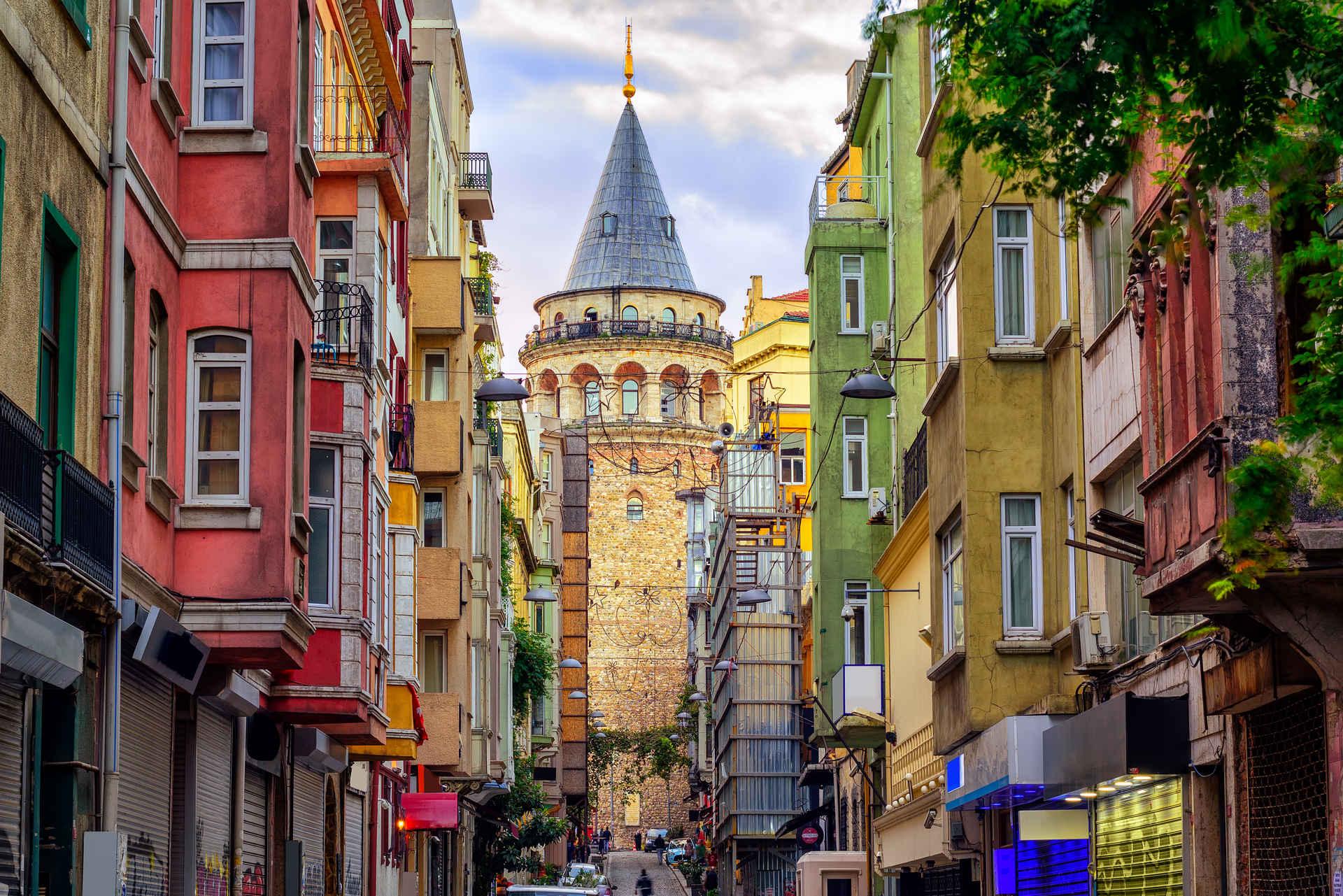 Турция на 8 марта: Стамбул и Каппадокия