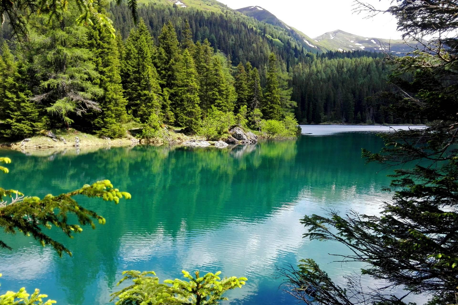 Австрия: горный Тироль