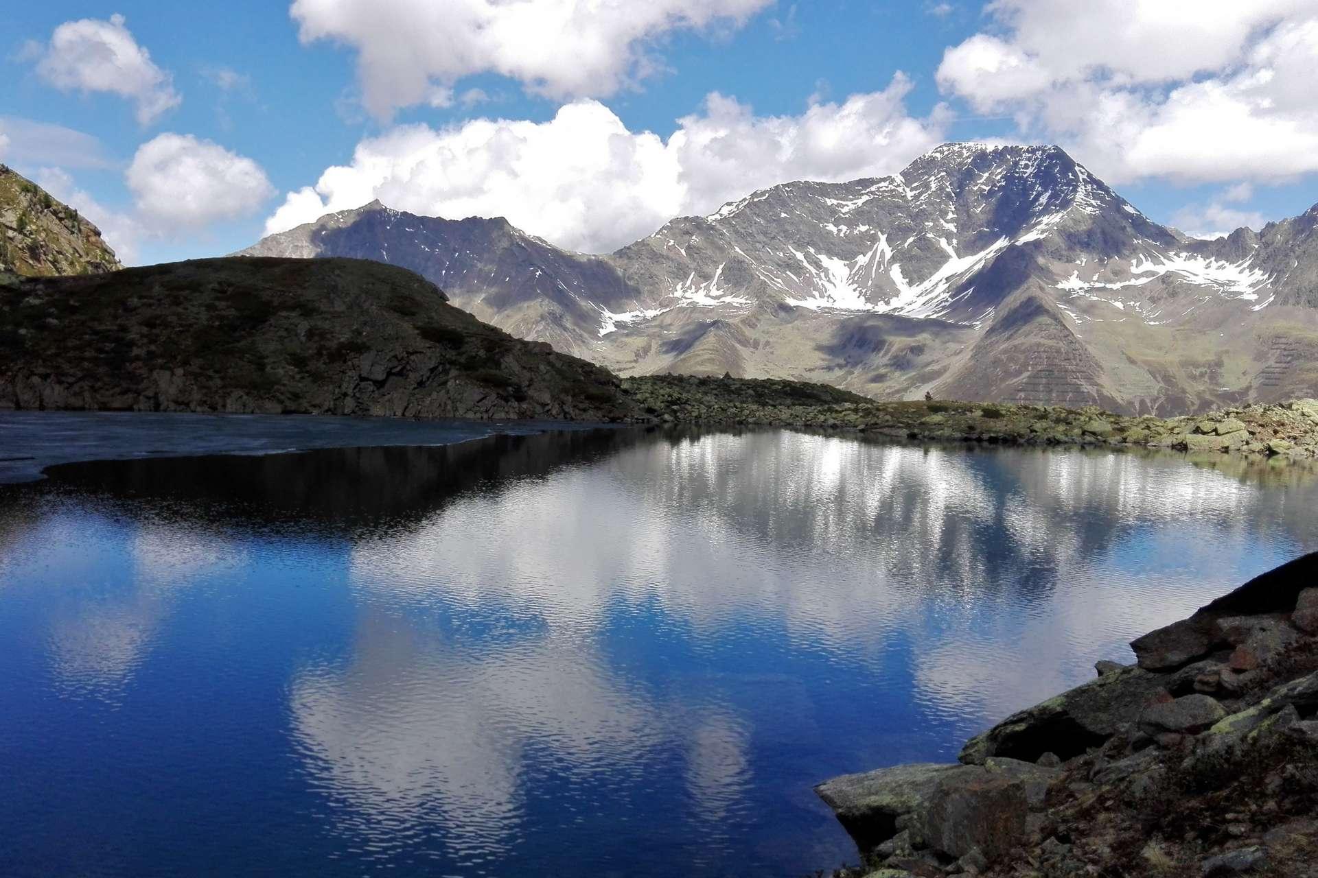 Тироль: долина Эцталь