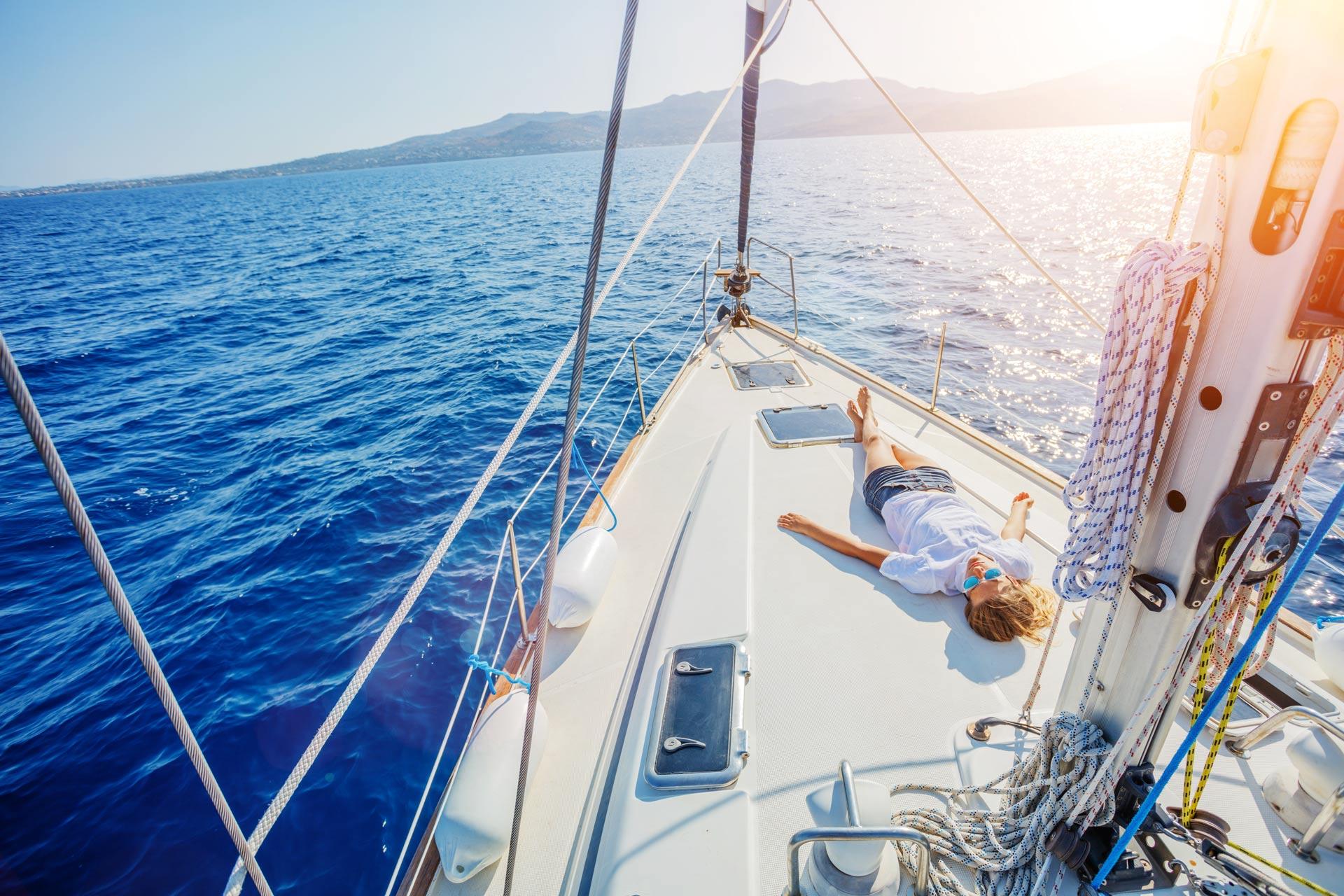 Греция: на яхте по островам Додеканес