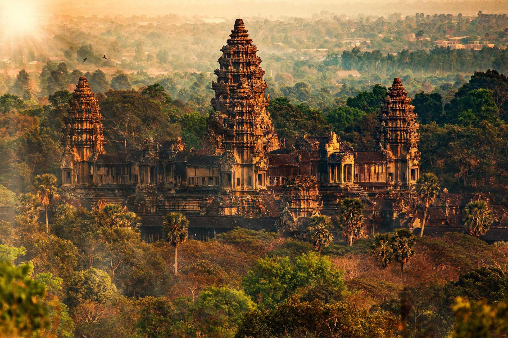 Краски Индокитая: Таиланд, Лаос, Камбоджа