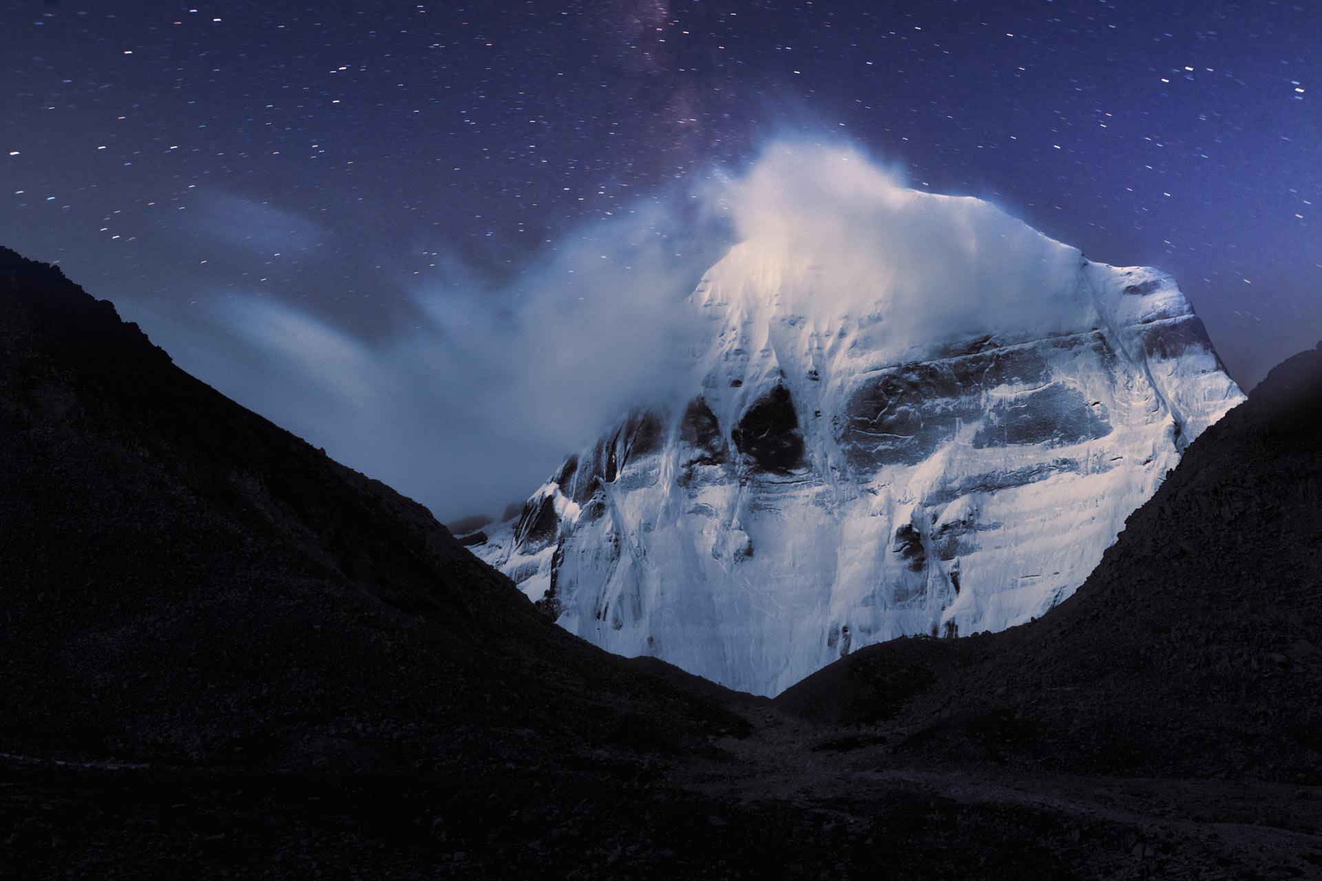 Тибет: Эверест и Кайлас