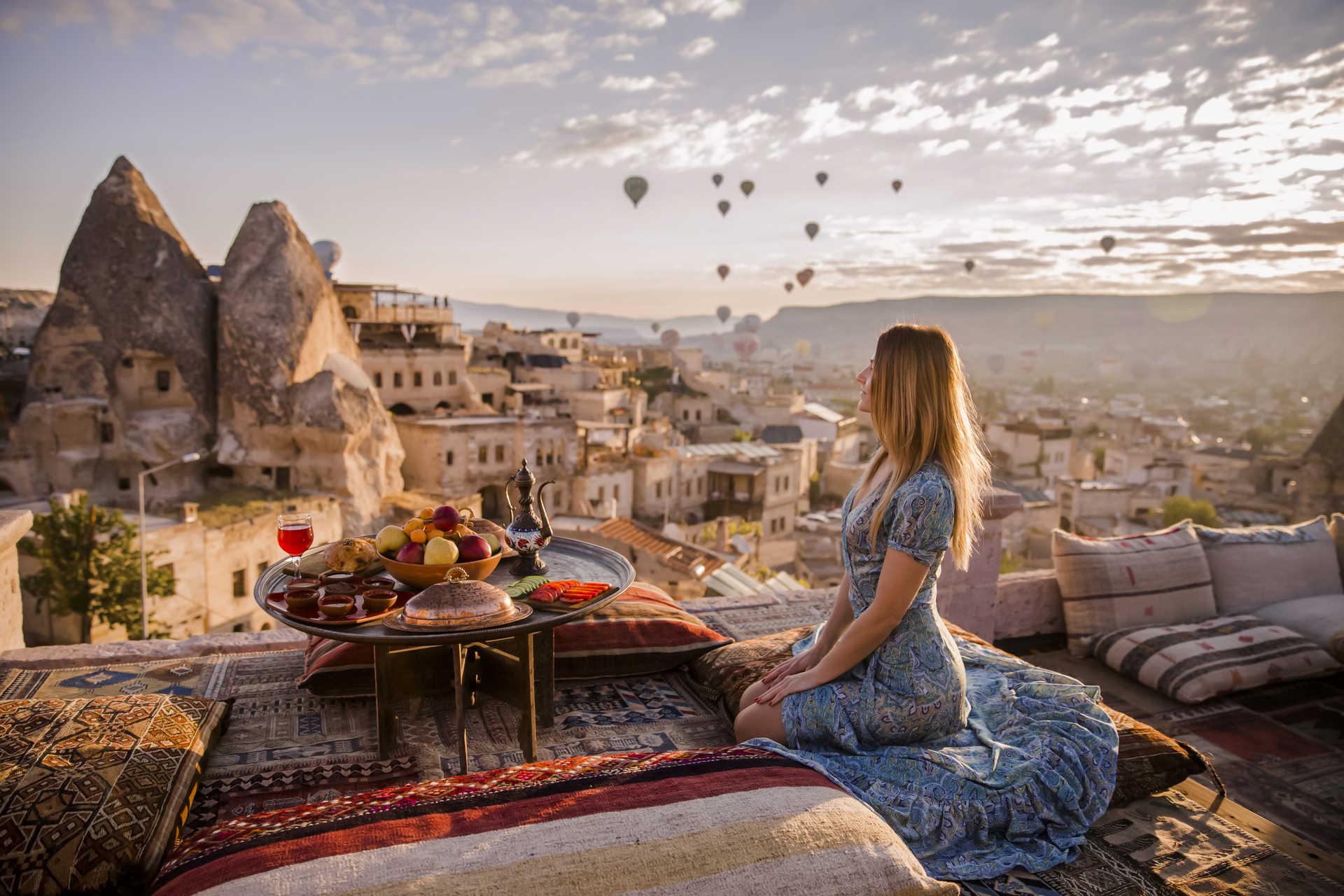 Праздничное путешествие в Стамбул и Каппадокию