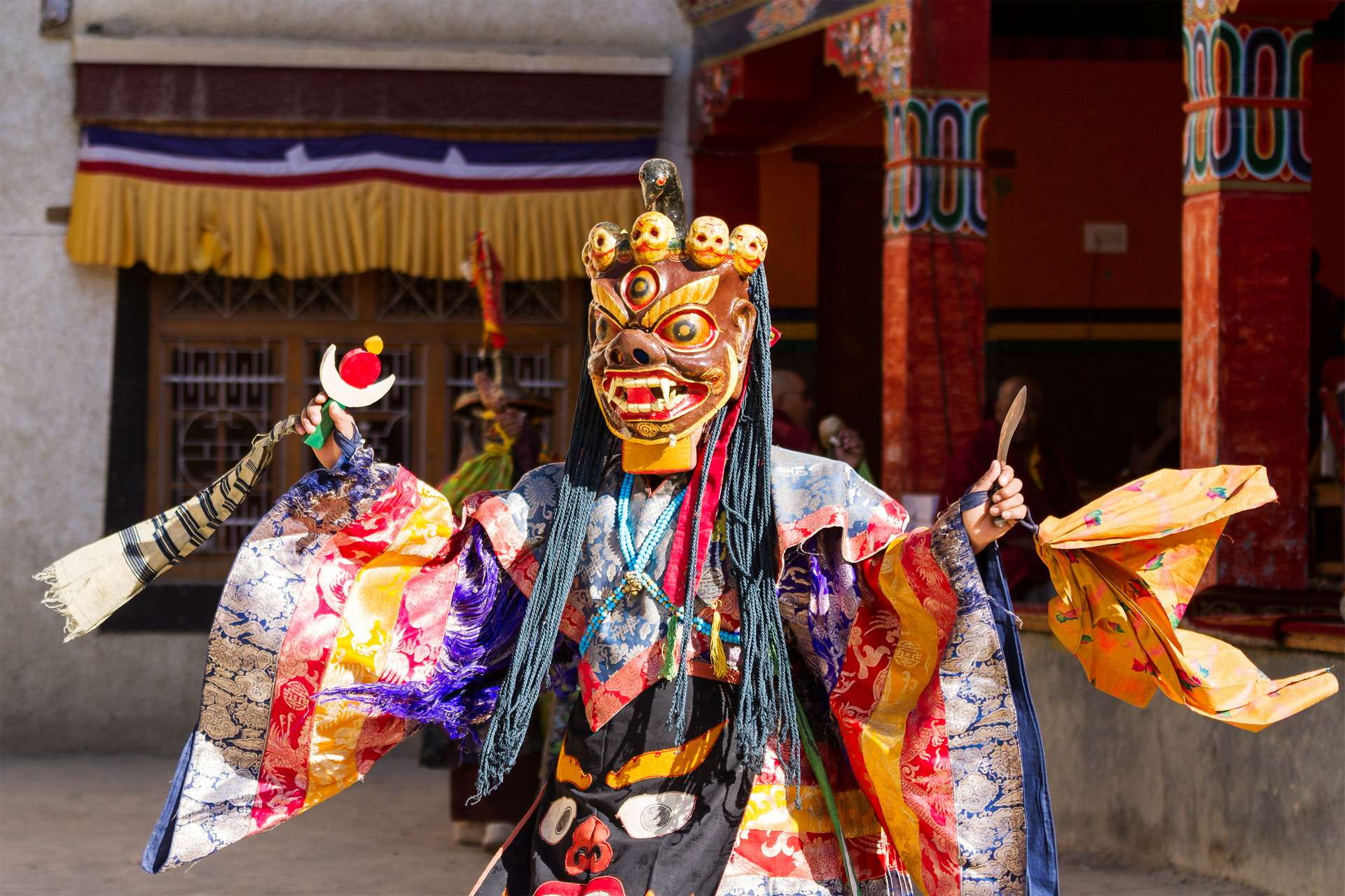 Гималайские королевства Занскар и Ладакх