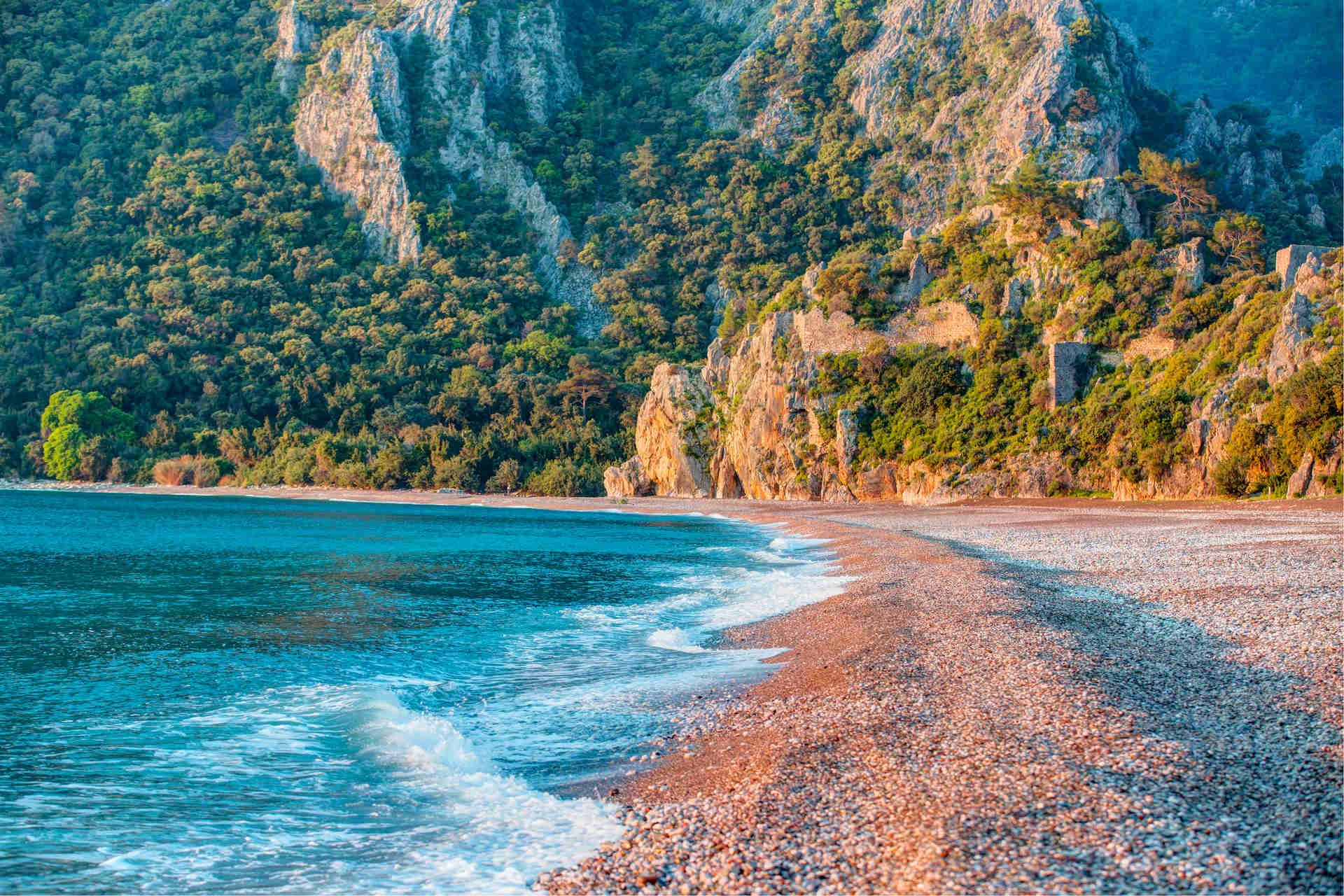 Активная Турция: Средиземноморье и Каппадокия