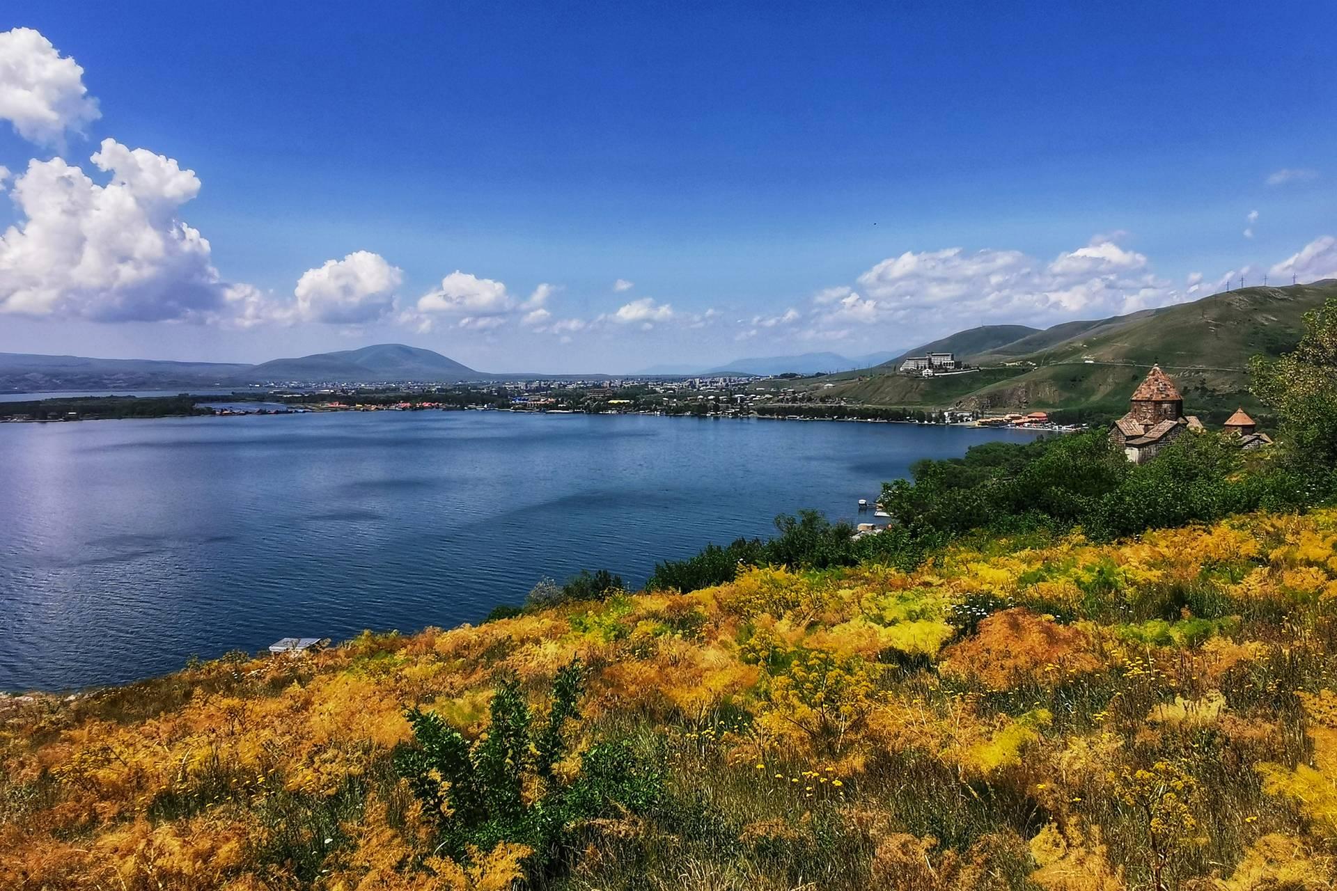 Армения: активная летняя кругосветка