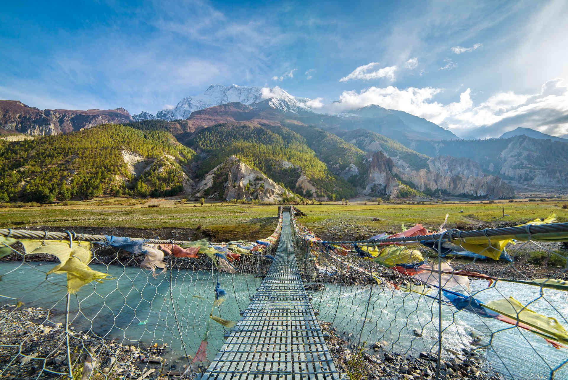 Многоликий Непал