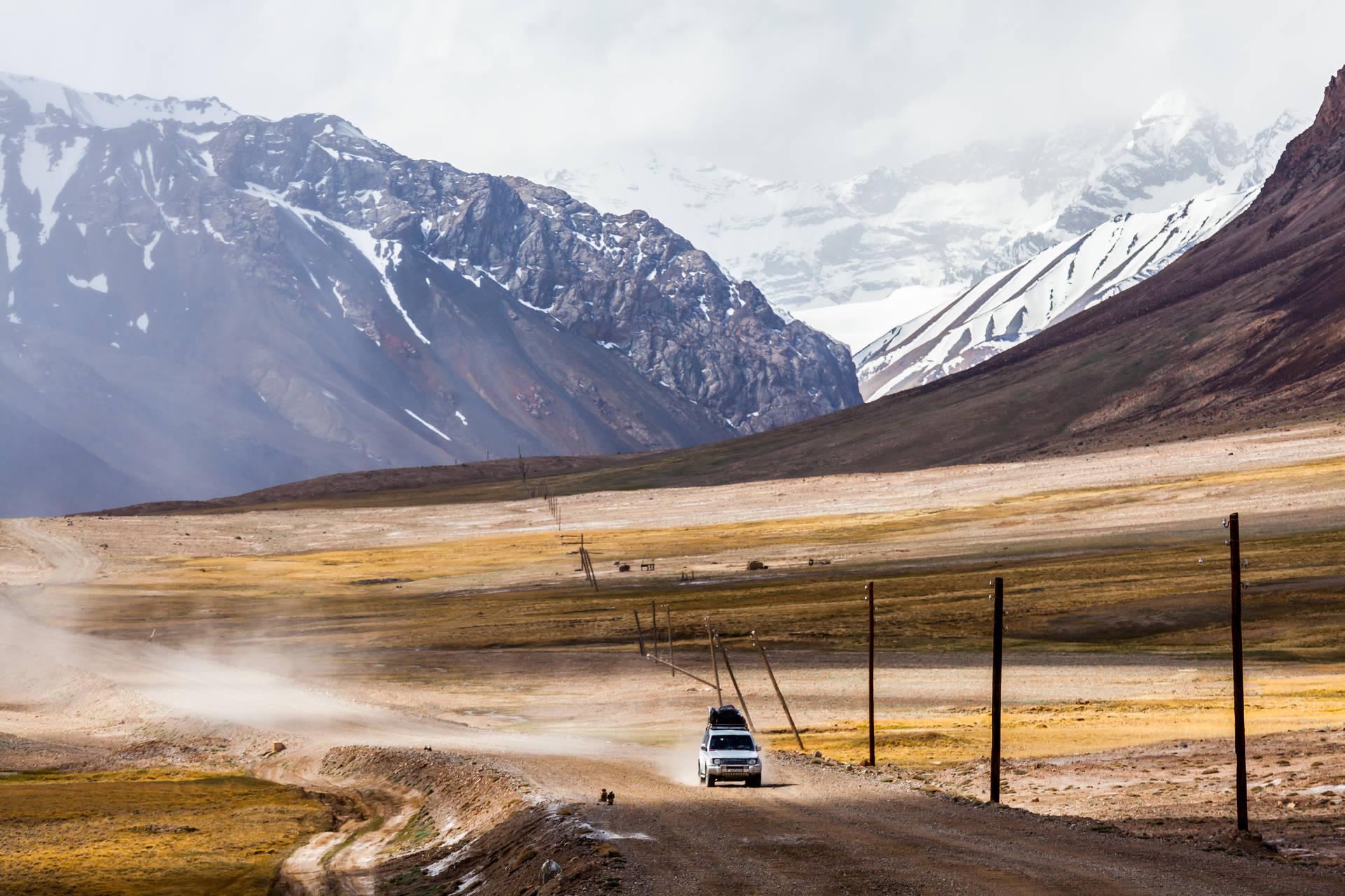 Памир: джип-сафари по Крыше Мира