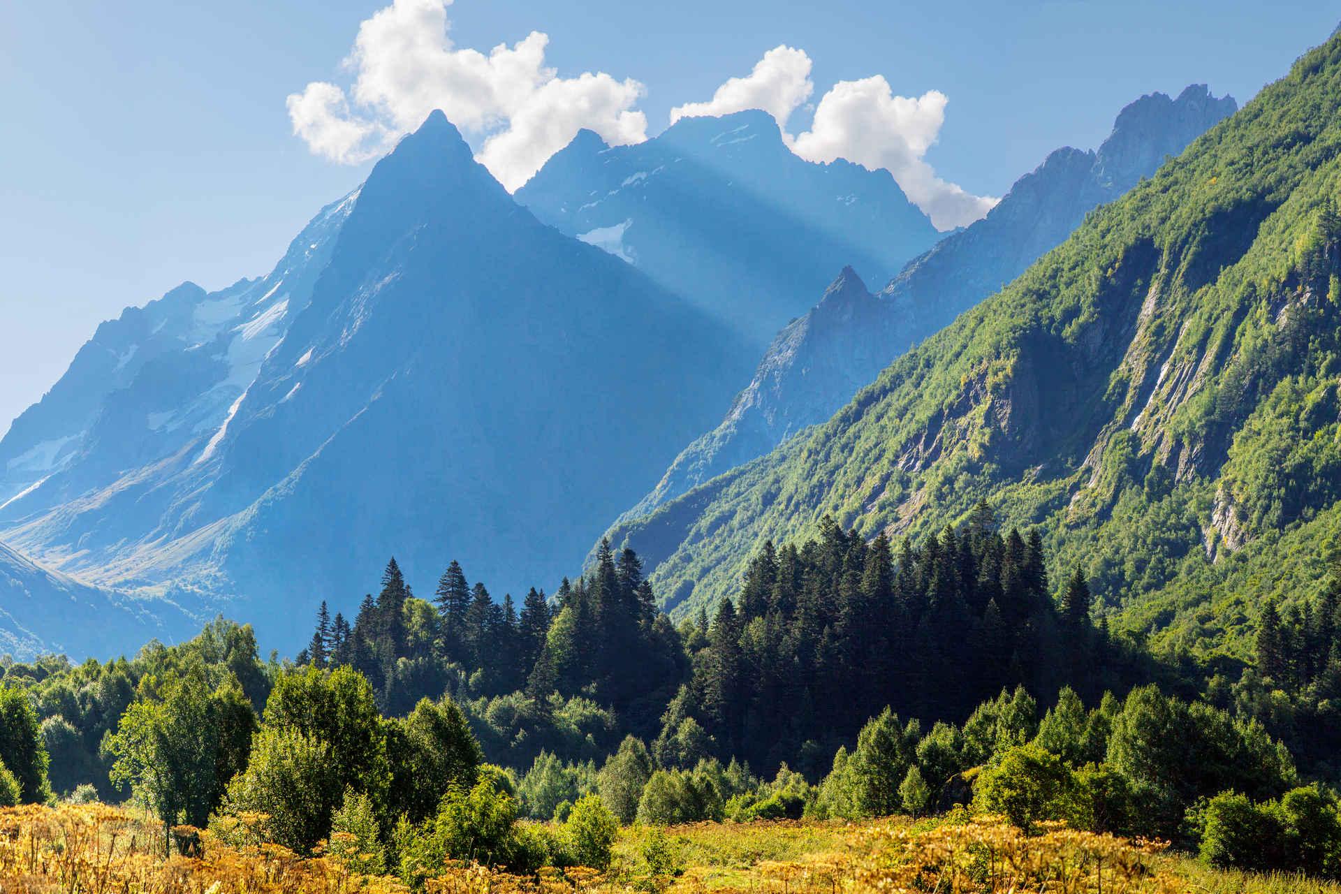 В страну башен и ледников: Ингушетия и Горная Дигория