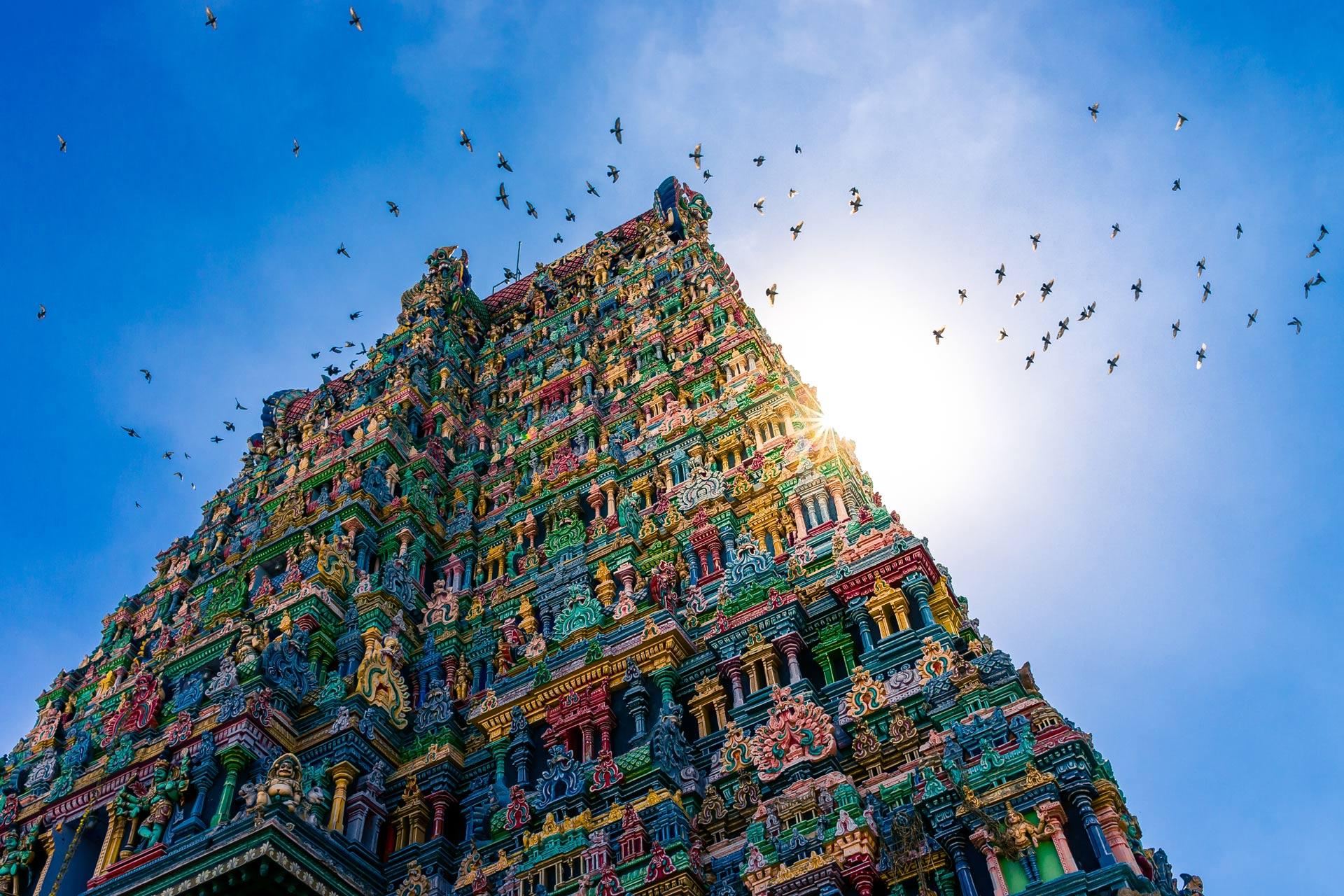 Южная Индия: Тамилнаду и Керала