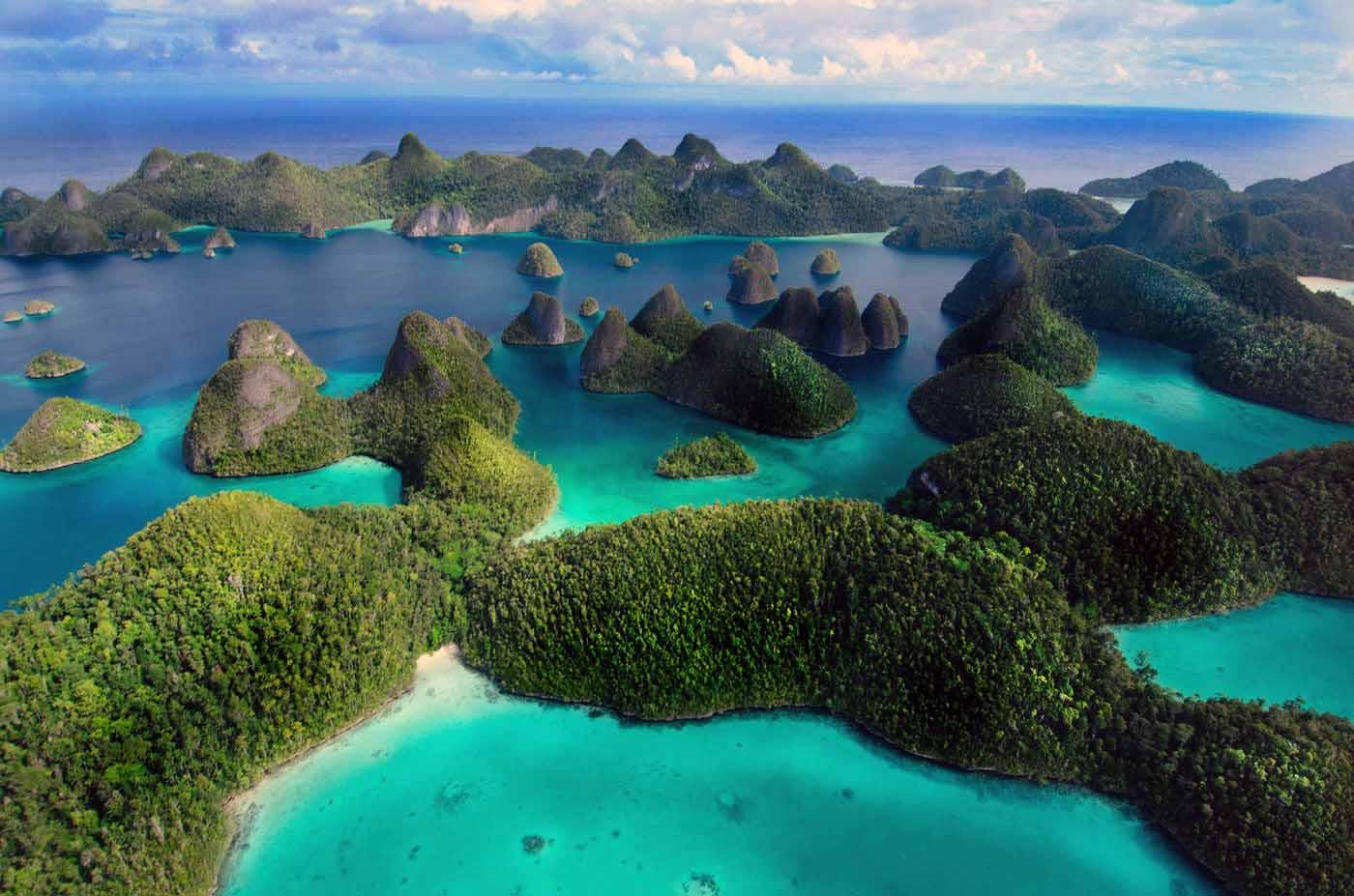 Индонезия: Раджа Ампат и другие острова