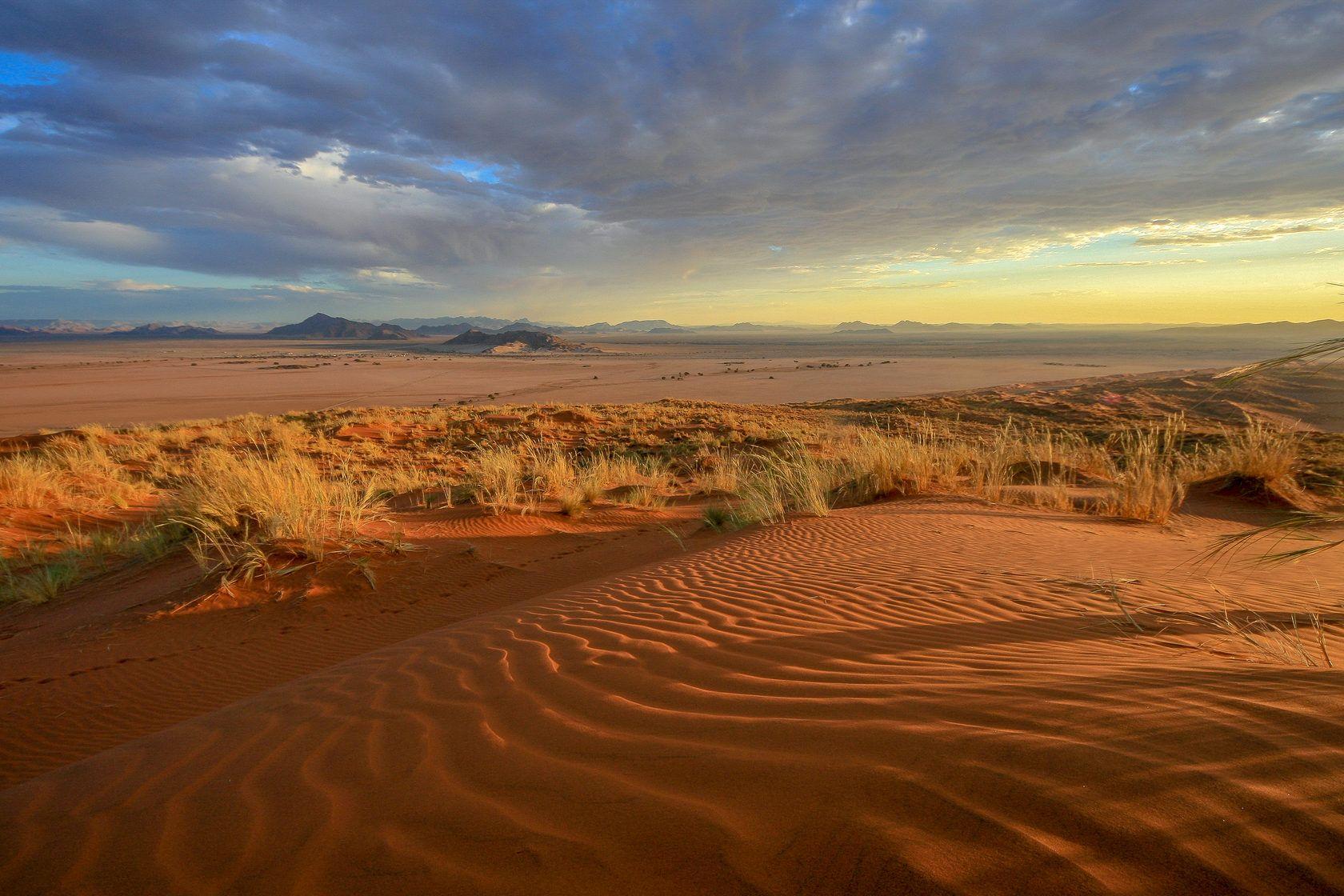 Намибия и ЮАР на майские праздники