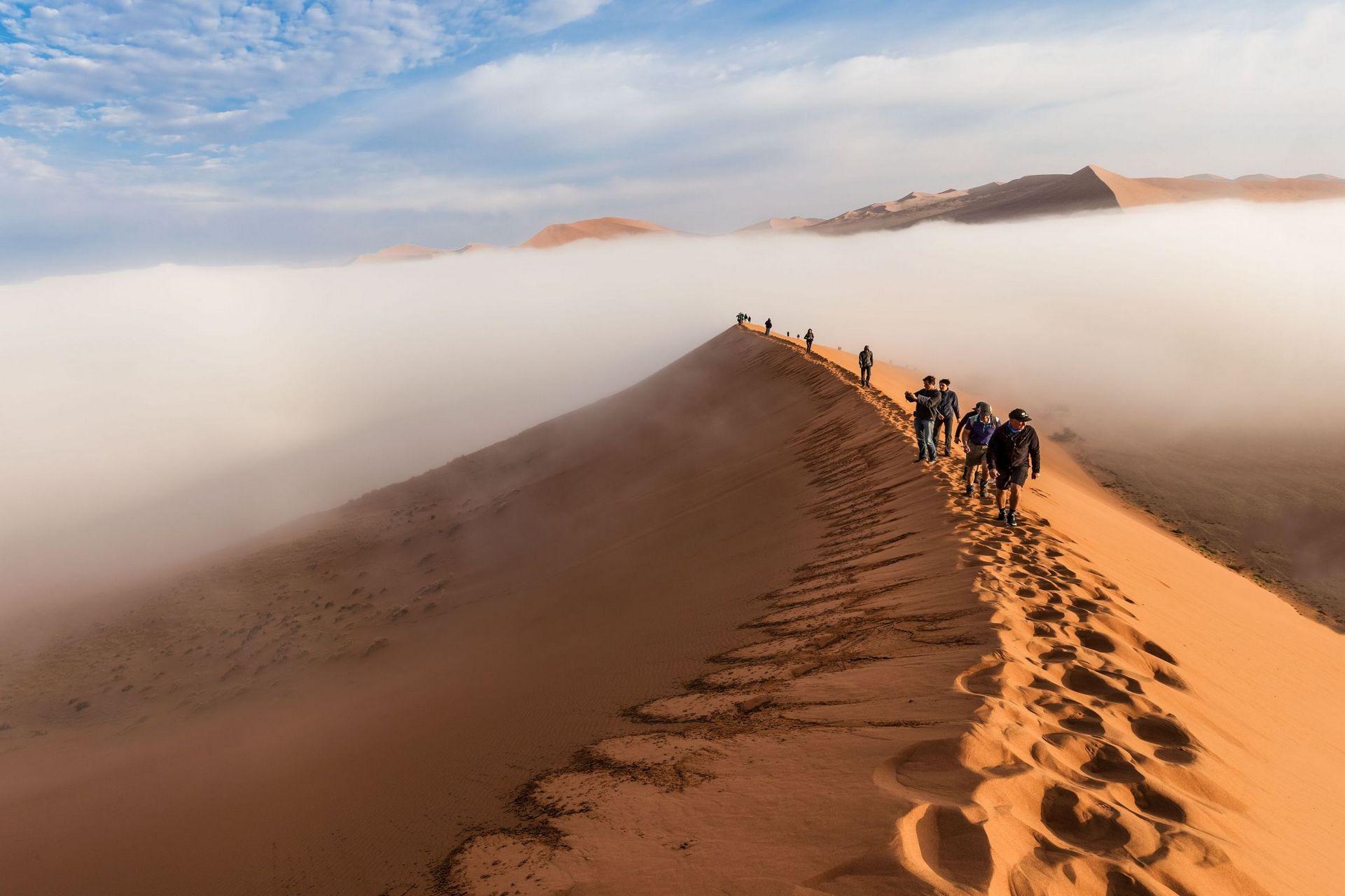 Намибия: сафари, природа, народности