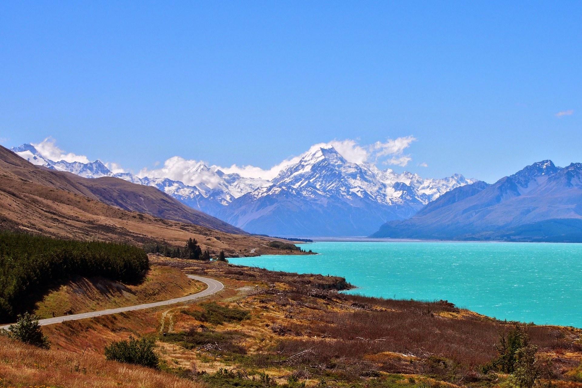 Новая Зеландия – дорожное приключение