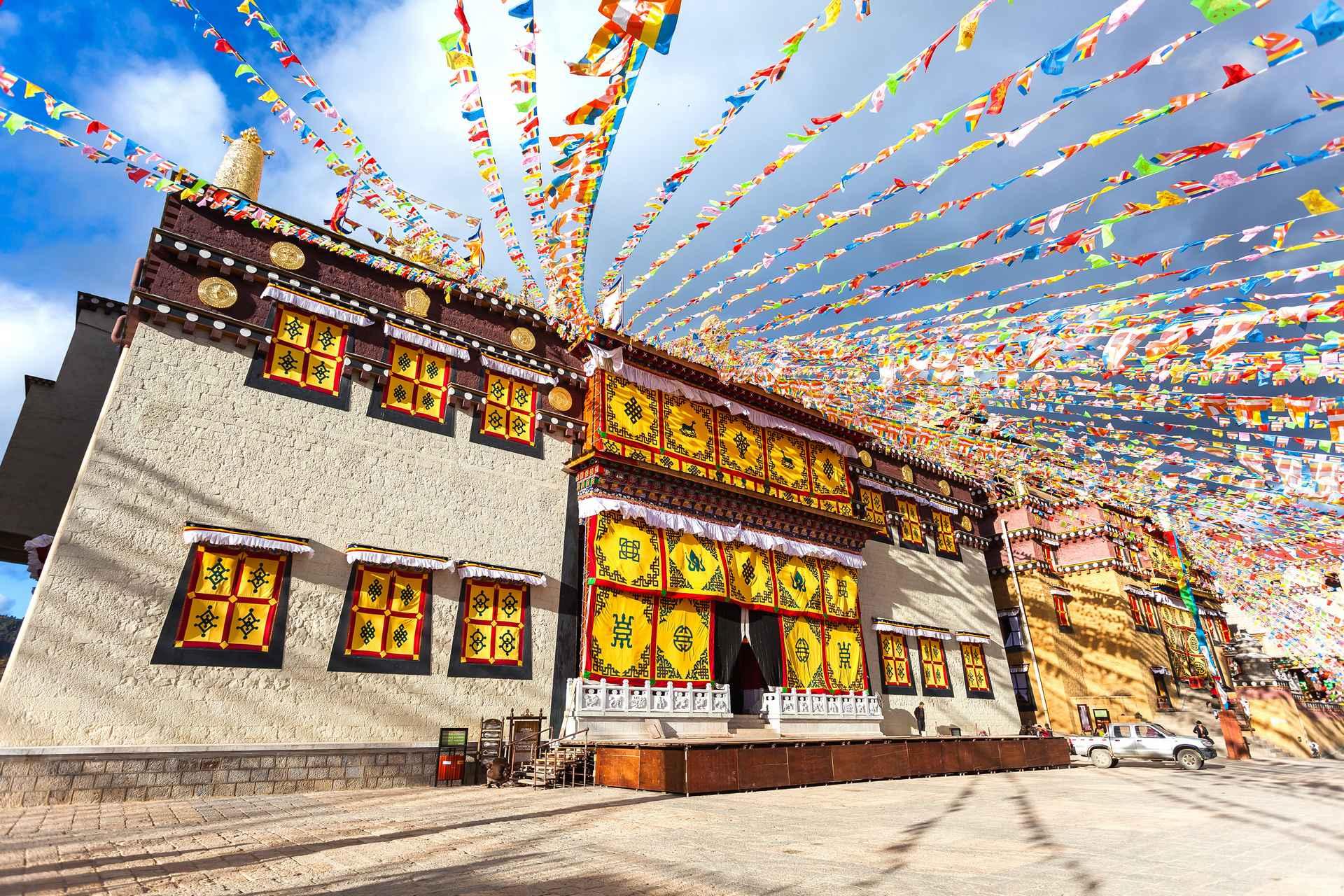На просторах Тибетского плато