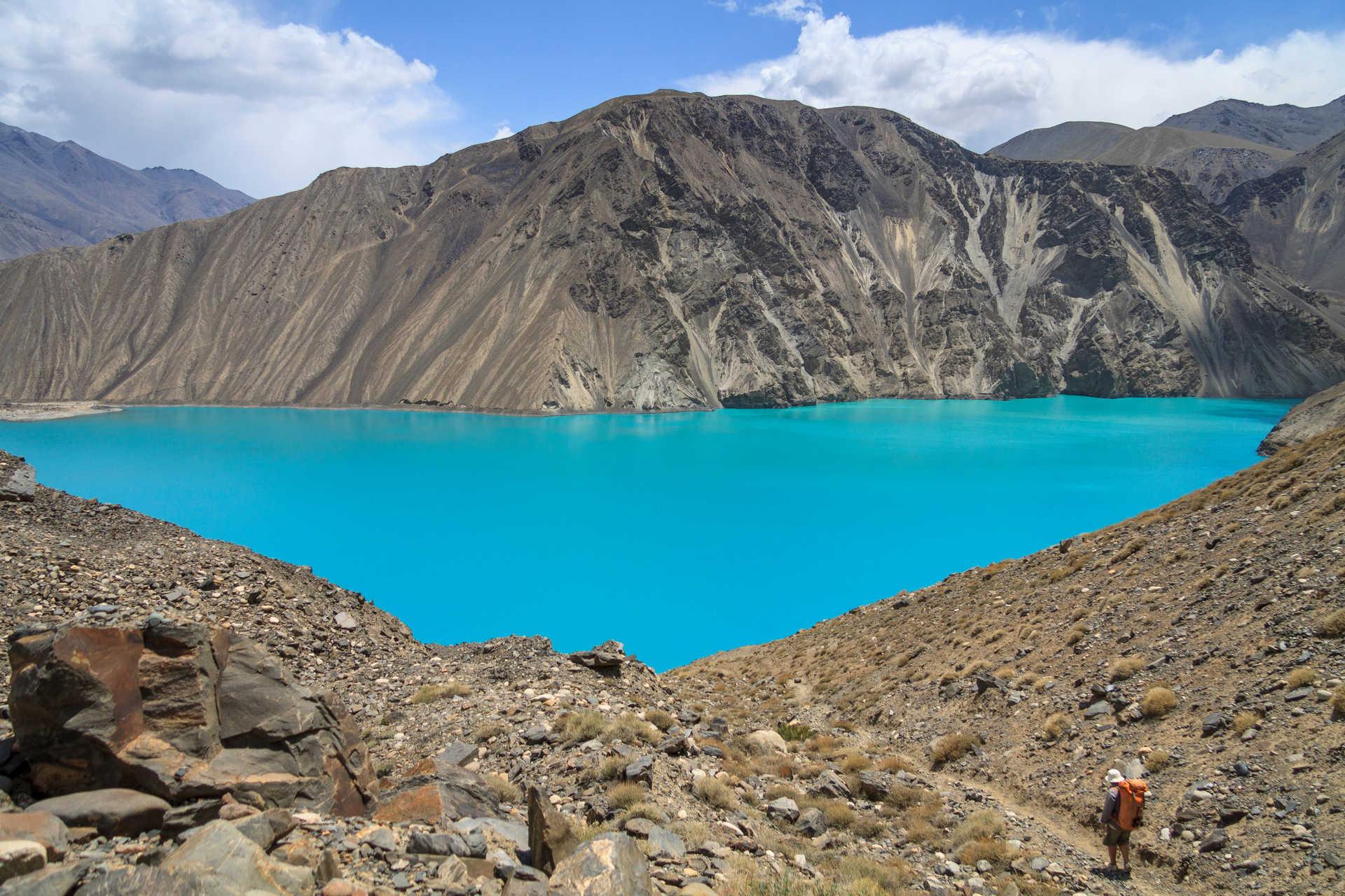 Памир во всей красе: поход к озеру Сарез
