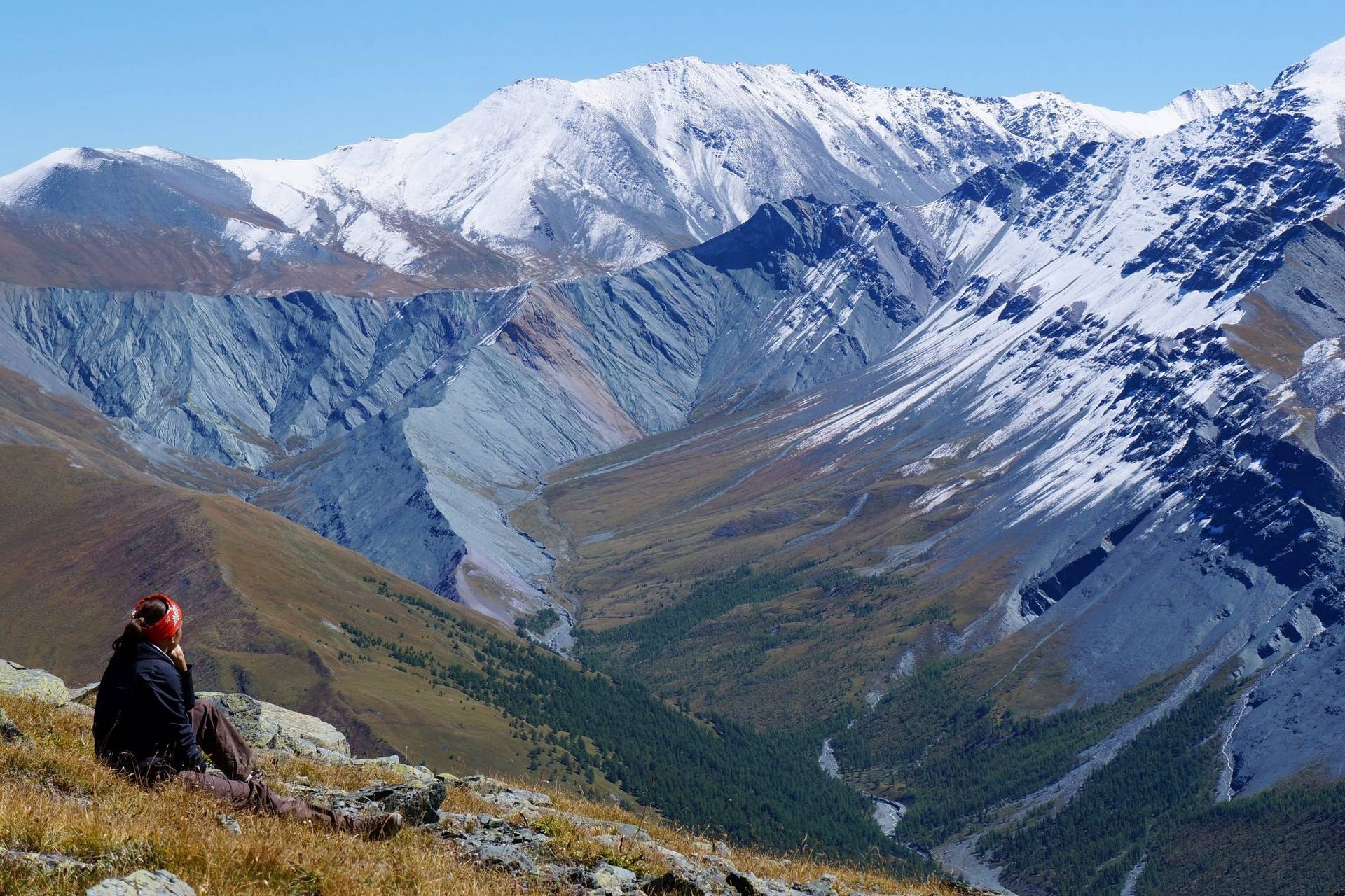 Алтай — поход к подножью Белухи и Аккемскому озеру
