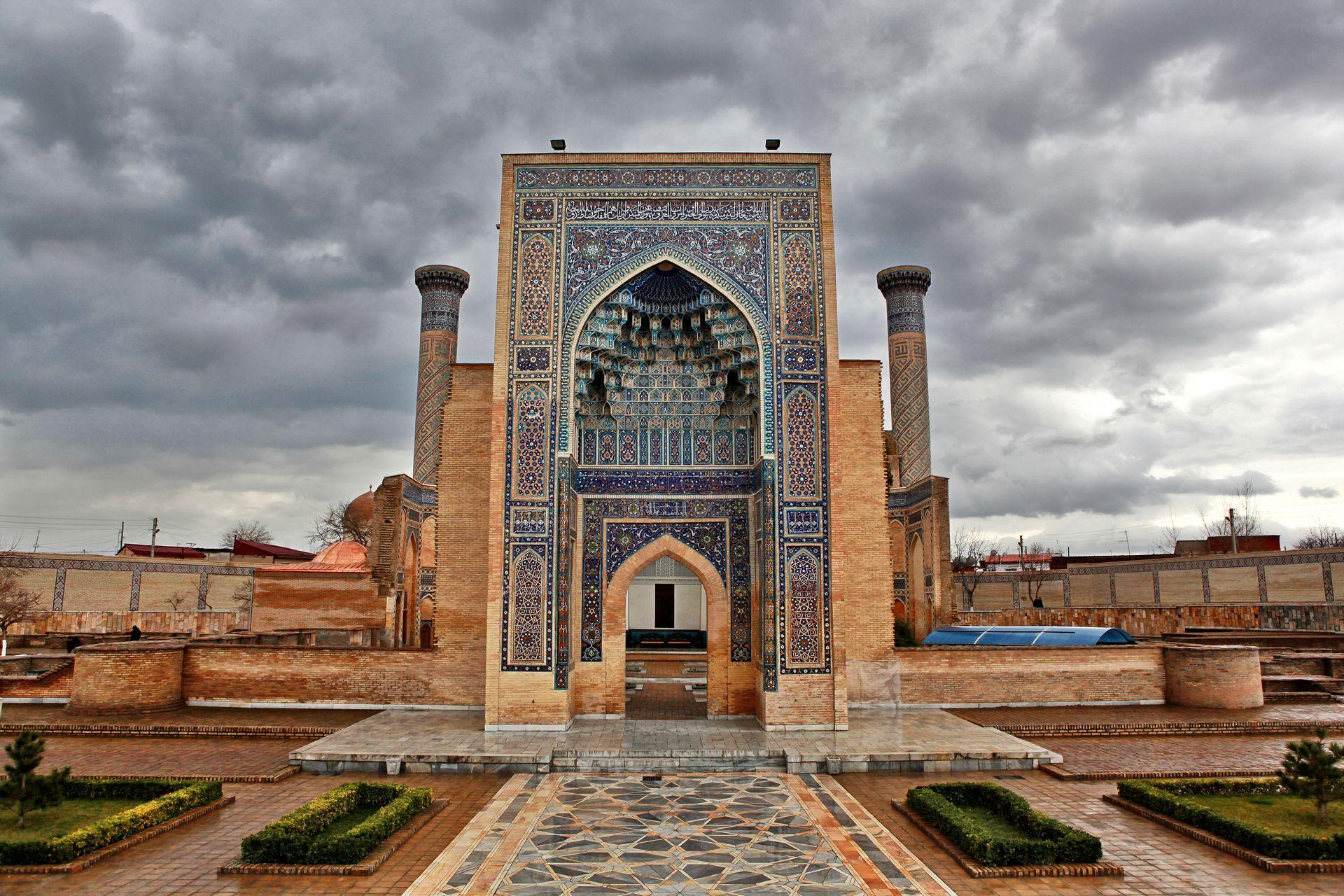 Завораживающая сказка Узбекистана