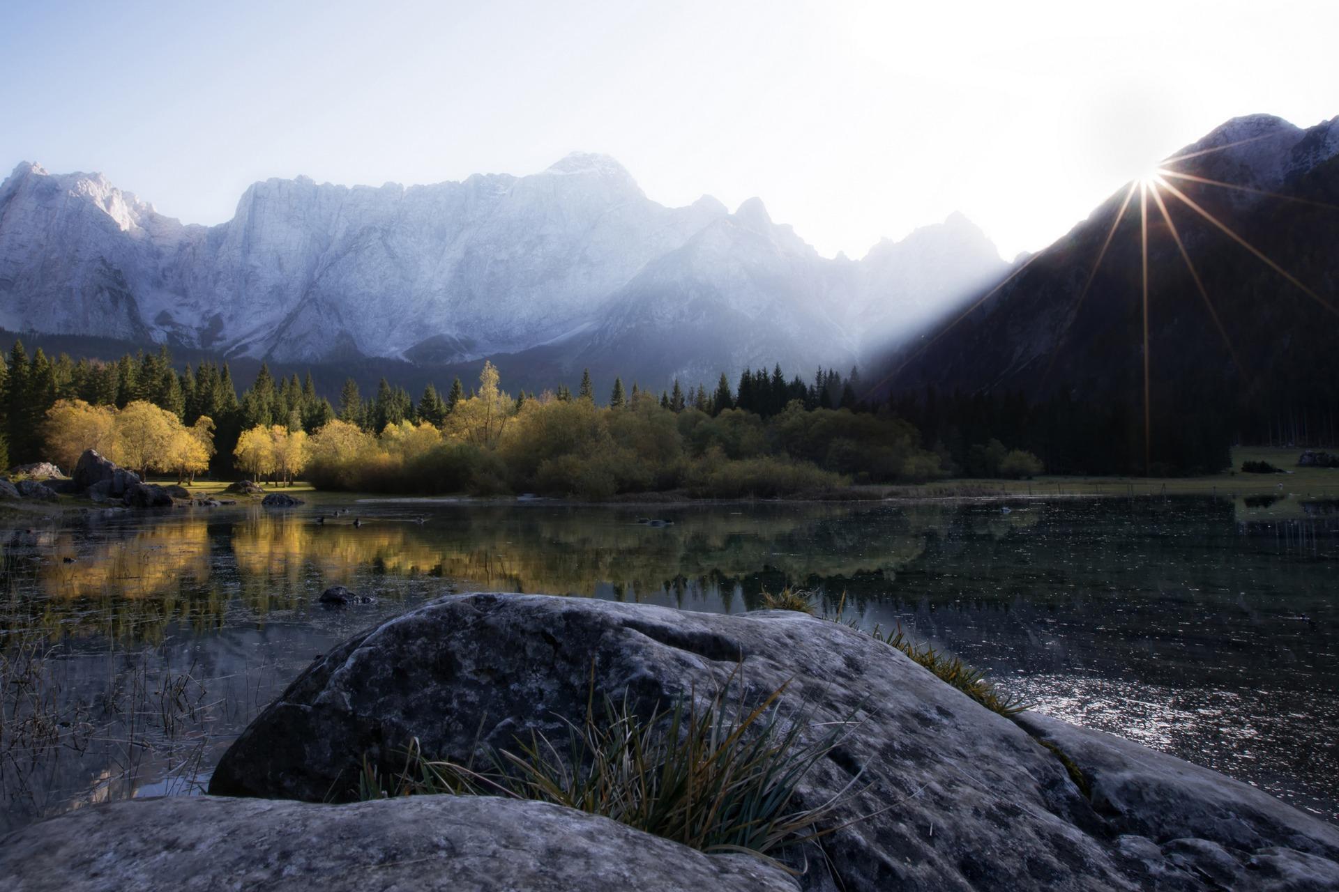 Фотопутешествие в Альпы трех стран