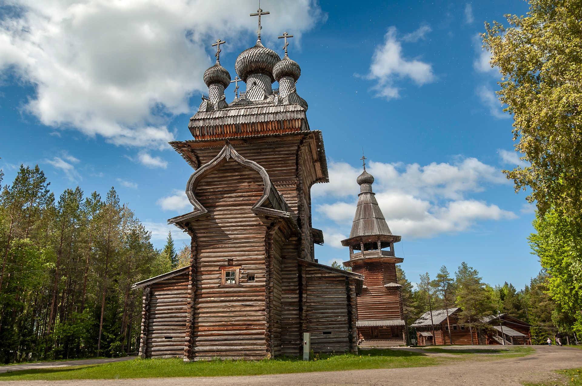 Русский Север: на берега Северной Двины и Онеги