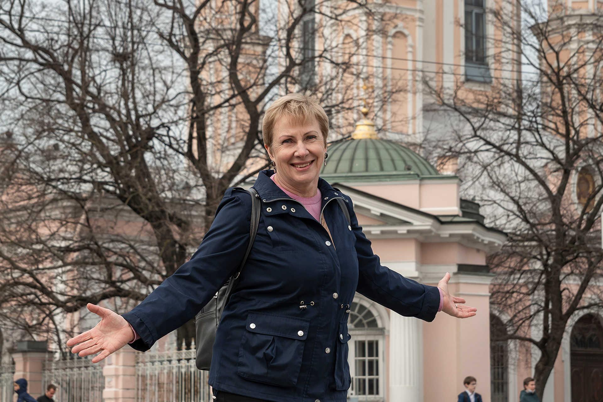 Александра Марачковская