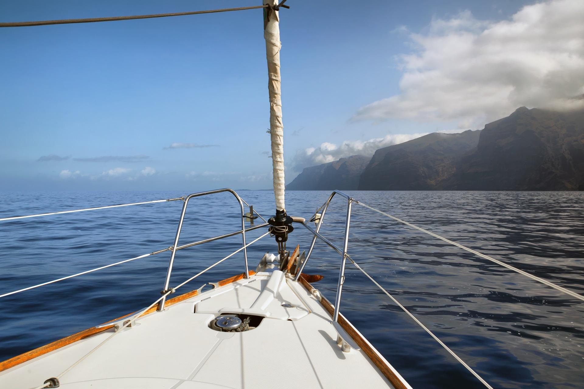 Канарские острова: новогодние каникулы на яхте