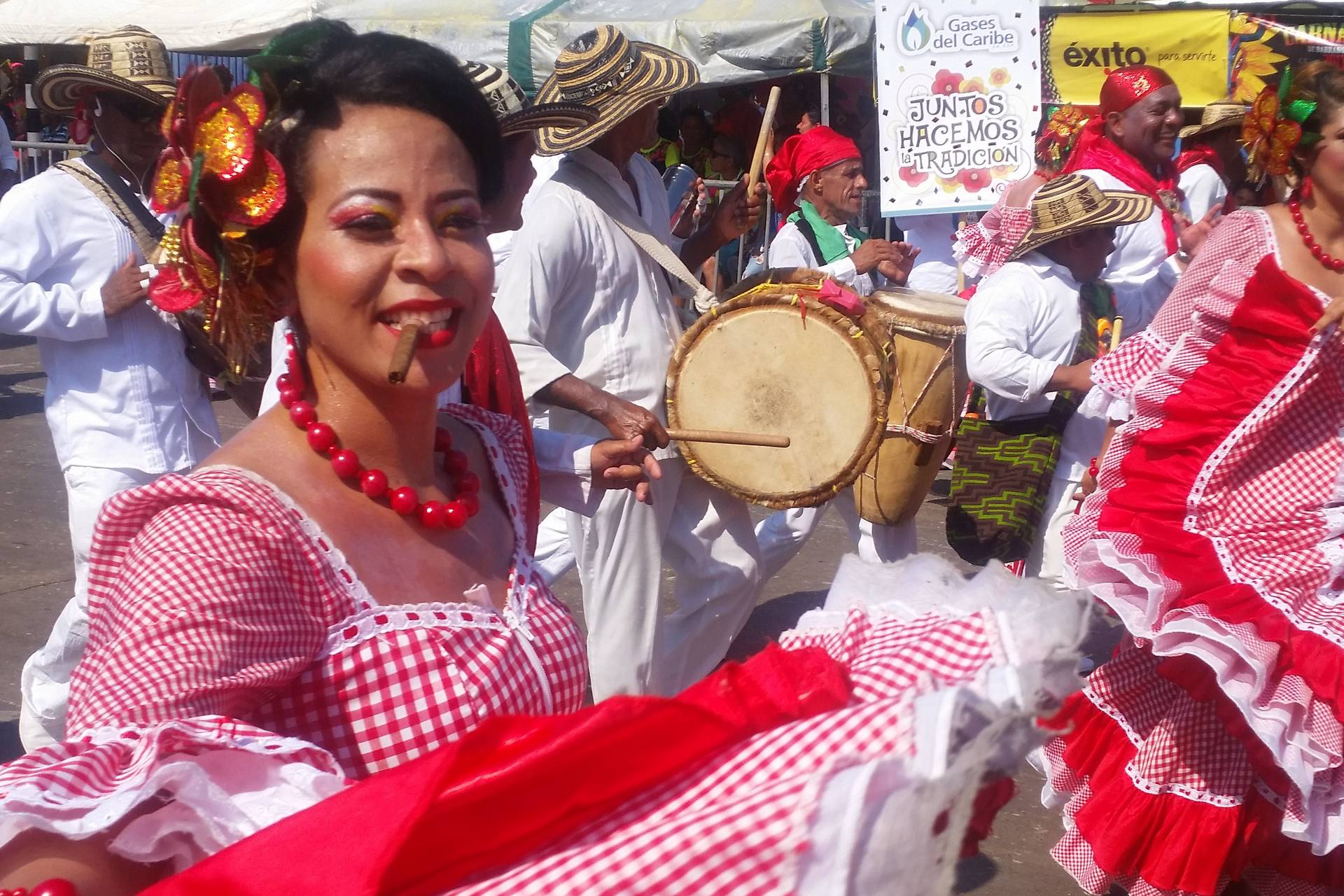 Колумбия: Карнавал, Кофе, Карибы