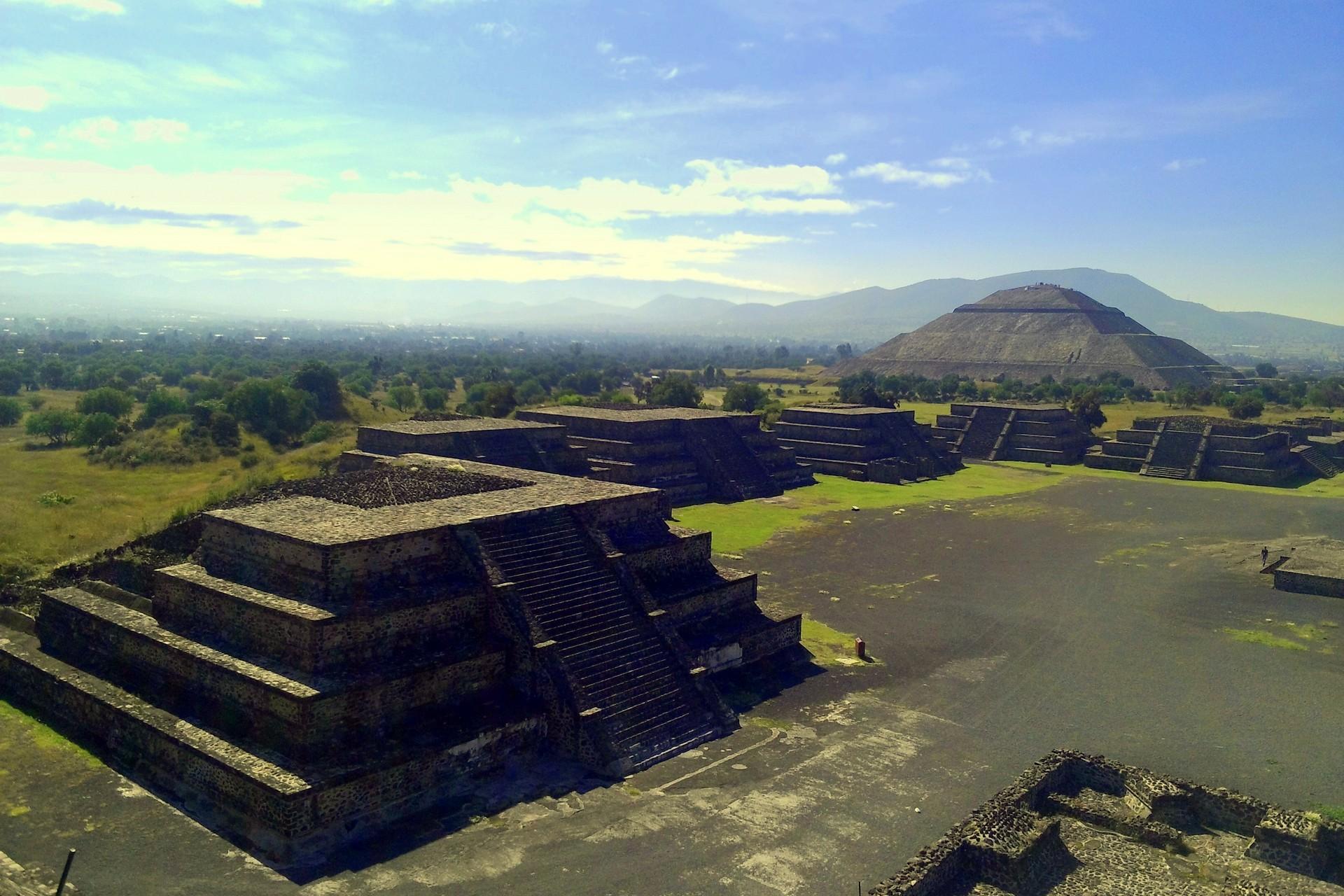 Мексика — наследие древних цивилизаций