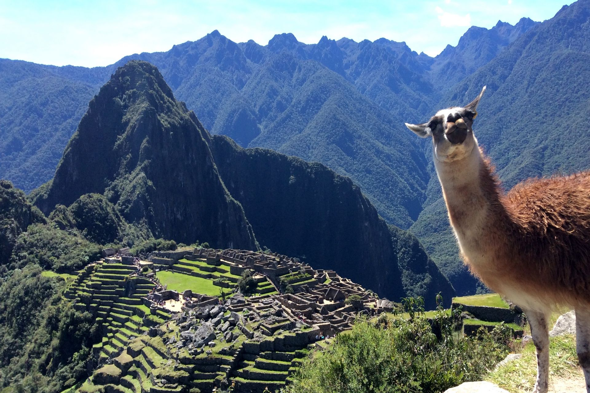 Перу: загадки древних цивилизаций