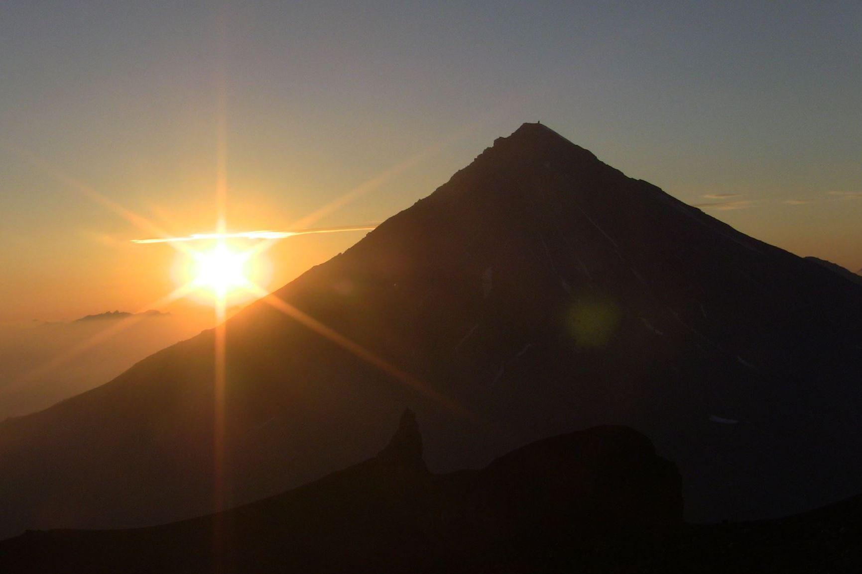 Дышащая Камчатка — вулканы Кизимен и Толбачик