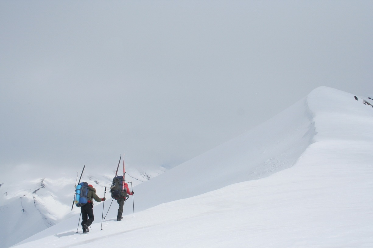 Только вперед — на лыжах по Камчатке!