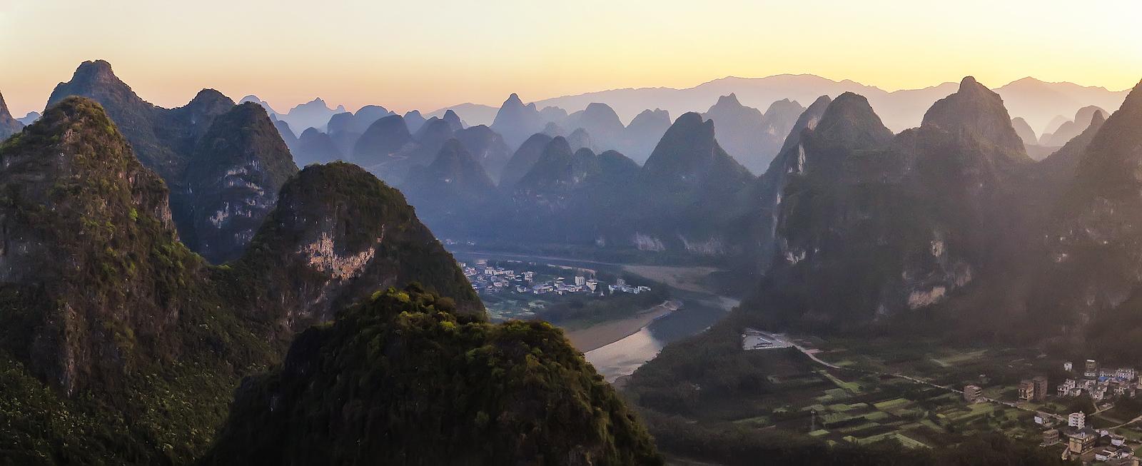 Китай – жемчужины Поднебесной