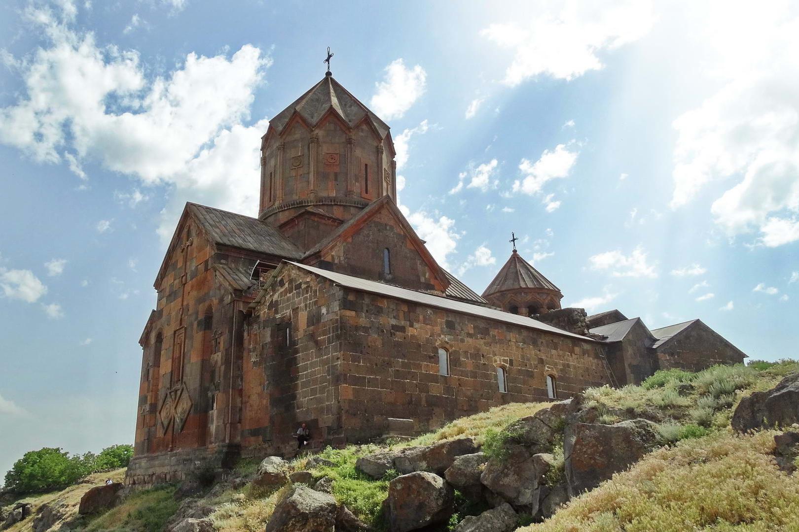 Армения – сокрытая за облаками